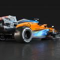 F1: Szivárványos autóval tér vissza a McLaren