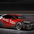 Új TCR-autót villantott az Audi