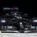 F1: Hamiltoné a barcelonai pole
