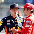 F1: Verstappen: Nem csak Leclerc veszélyes
