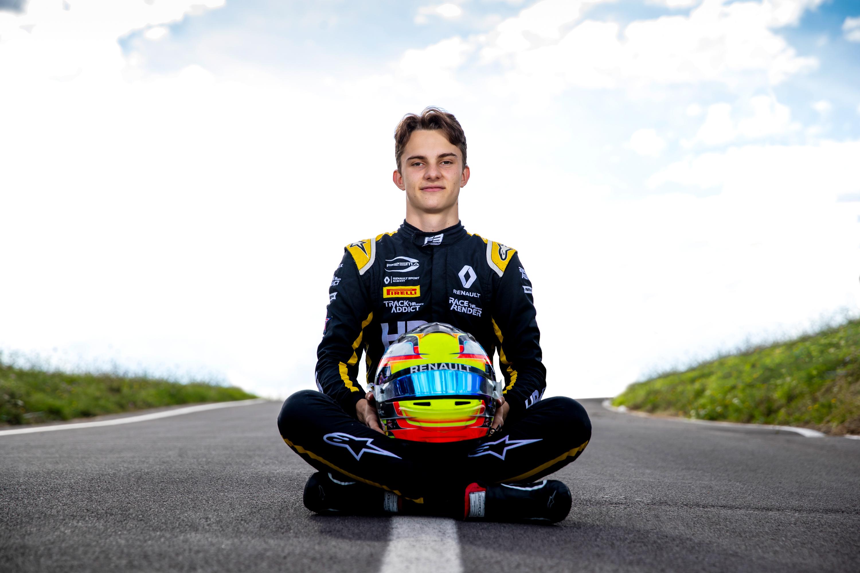 F1-es lehetőséget kap a Renault-nevelt F3-as bajnok