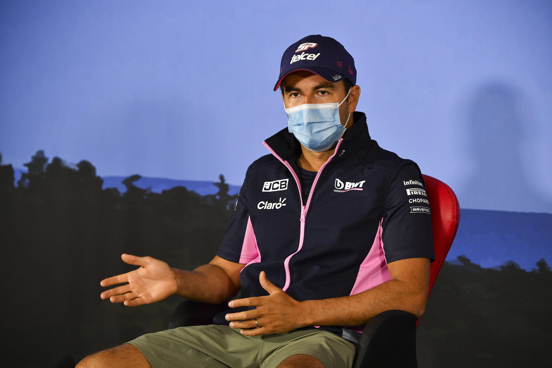 F1: Csak Pérez tesztje lett pozitív a második brit hétvége előtt