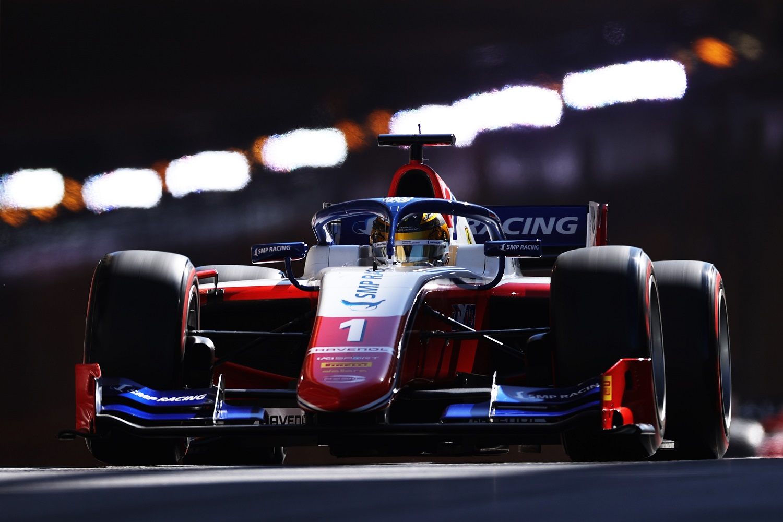 Két piros zászlóval kezdett az F2 Monacóban