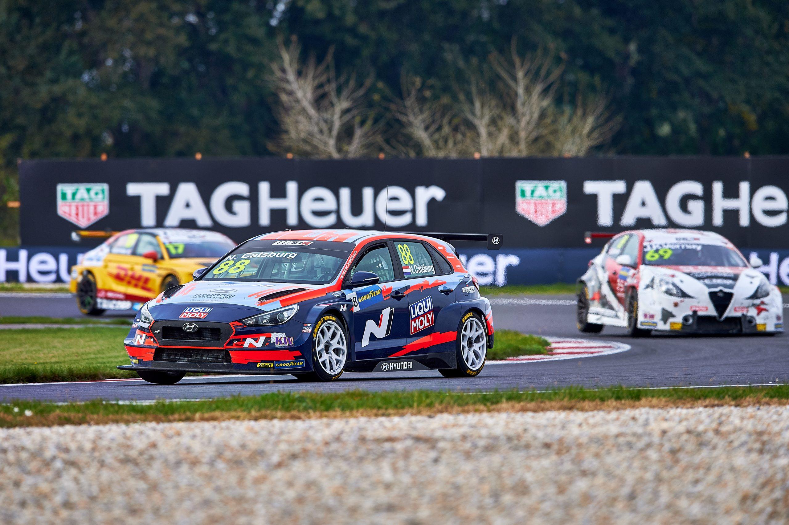 WTCR: Meglepetés, nem indul a Hungaroringen a Hyundai futamgyőztese