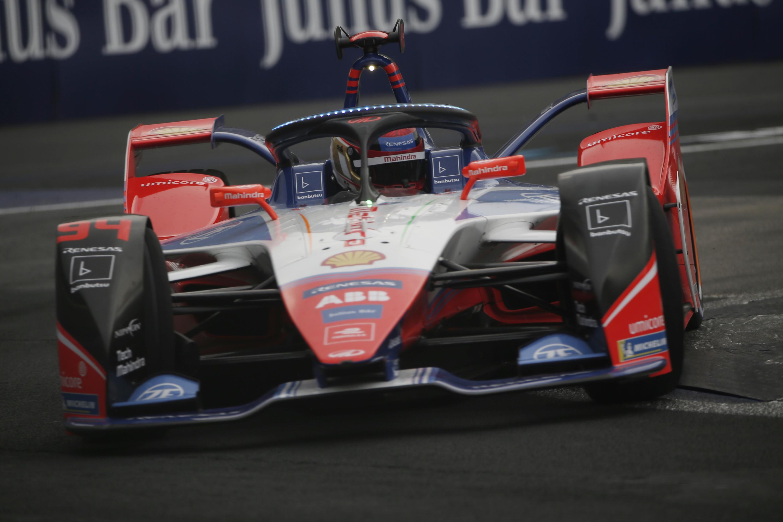 Formula–E: GP2-es futamgyőztest igazoltak Wehrlein helyére