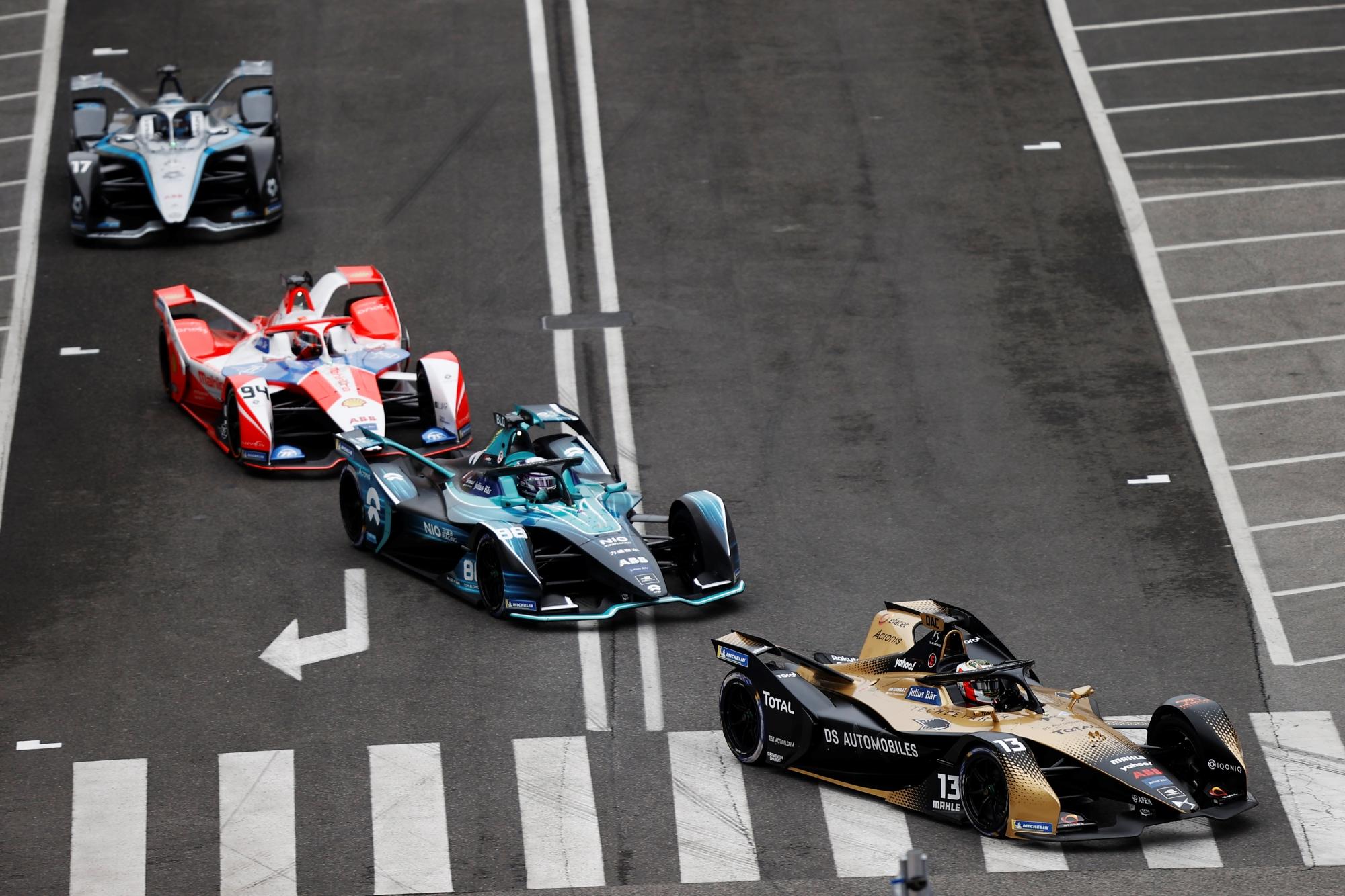 Véglegesítették a Formula–E versenynaptárát