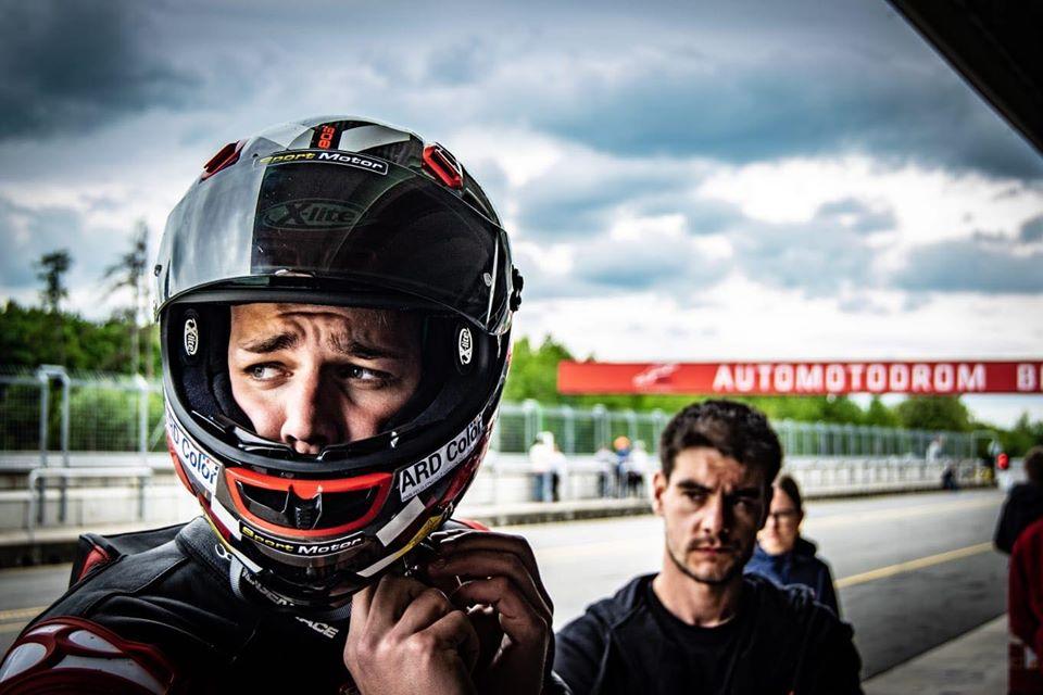 Eredményesen szerepelt a magyar ifjonc a csehországi motorversenyen