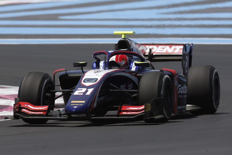 F2: Azonnali hatállyal kiszáll a Forma-2-ből a GP3-as futamgyőztes