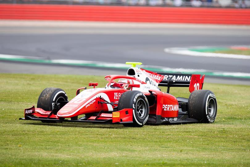 F2: Visszatér Mick Schumacher csapattársa a Hungaroringen