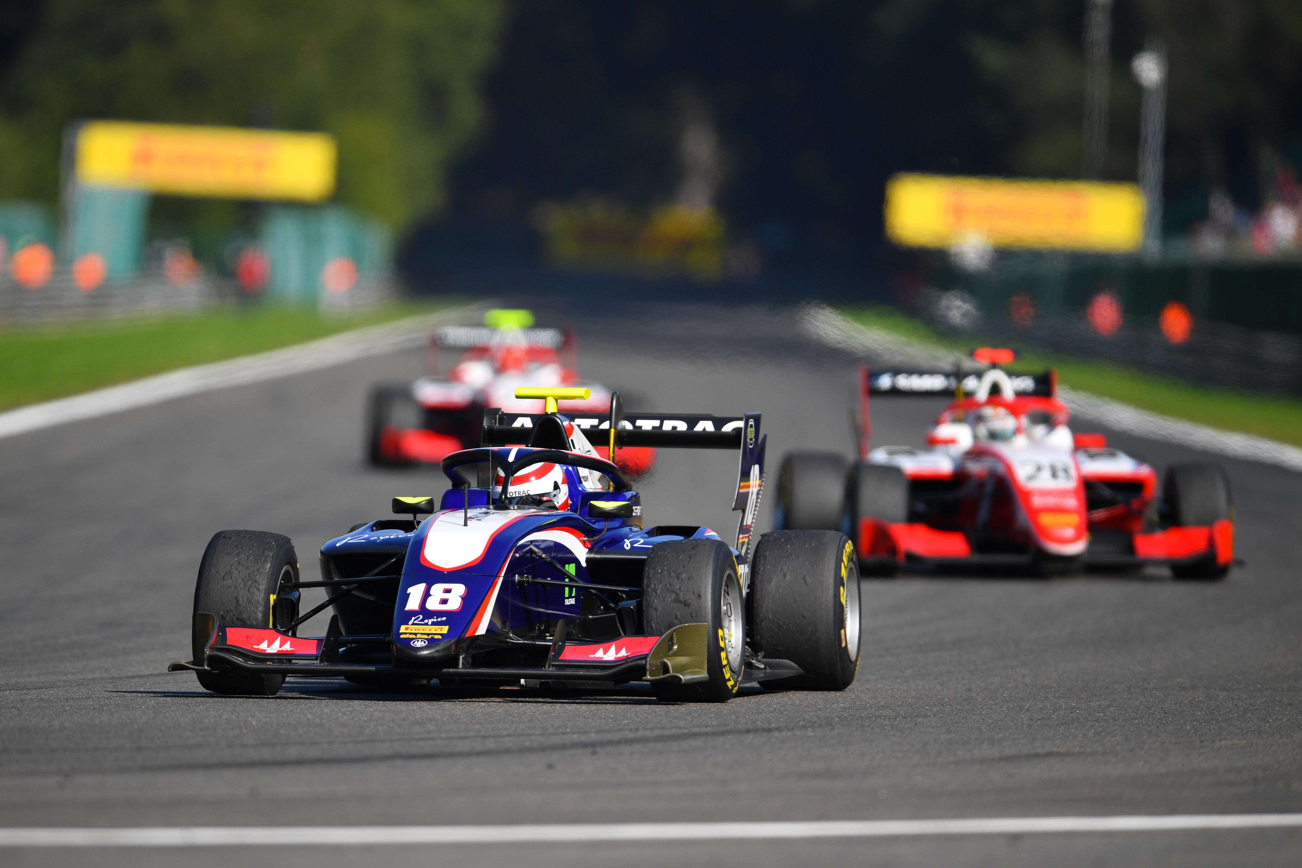 F3: Piquet először nyert 2019-ben, Shwartzman növelte az előnyét