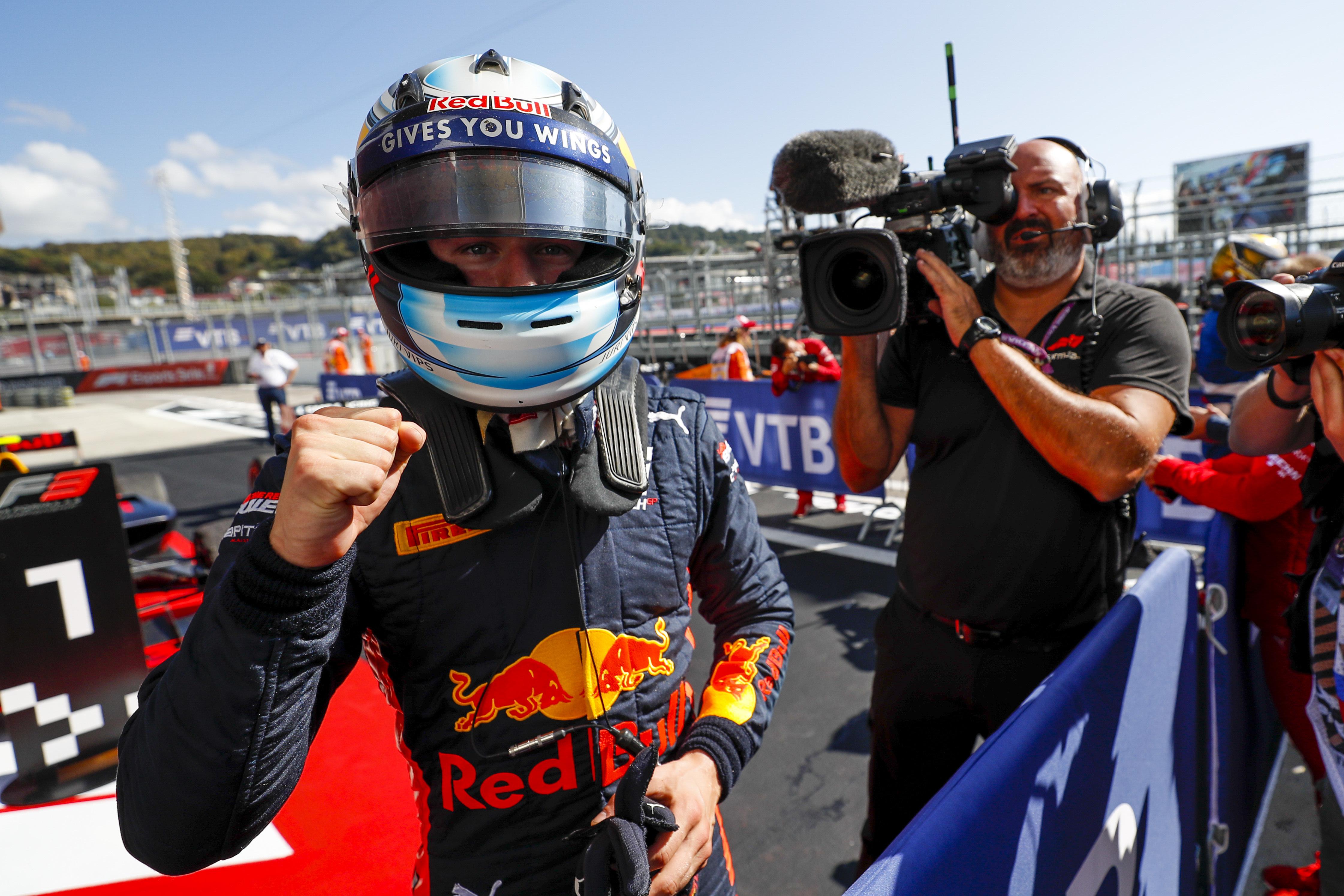 F1: Japánban ad lehetőséget F3-as futamgyőztes ifjoncának a Red Bull