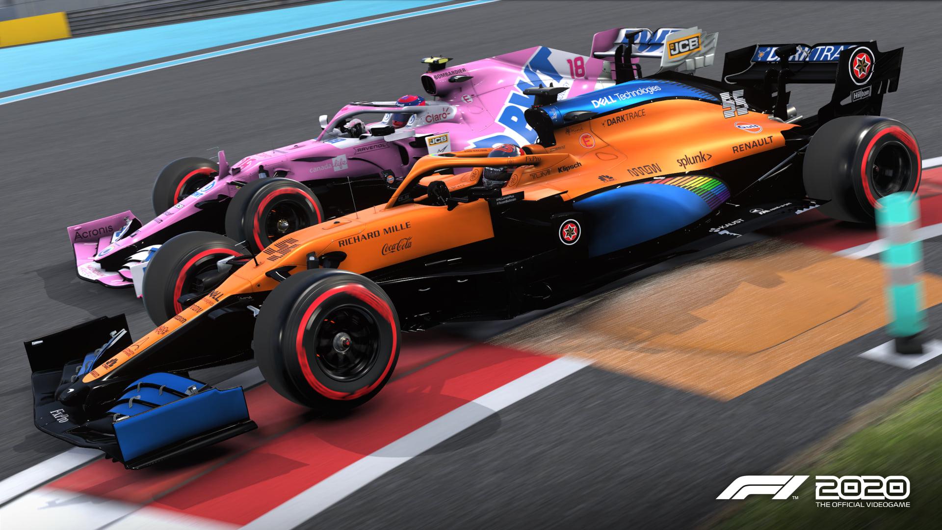 Felvásárolták az F1-es játékokat gyártó Codemasterst