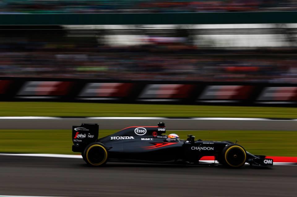 F1 - 2016 BRIT NAGYDÍJ: A RAJTRÁCS