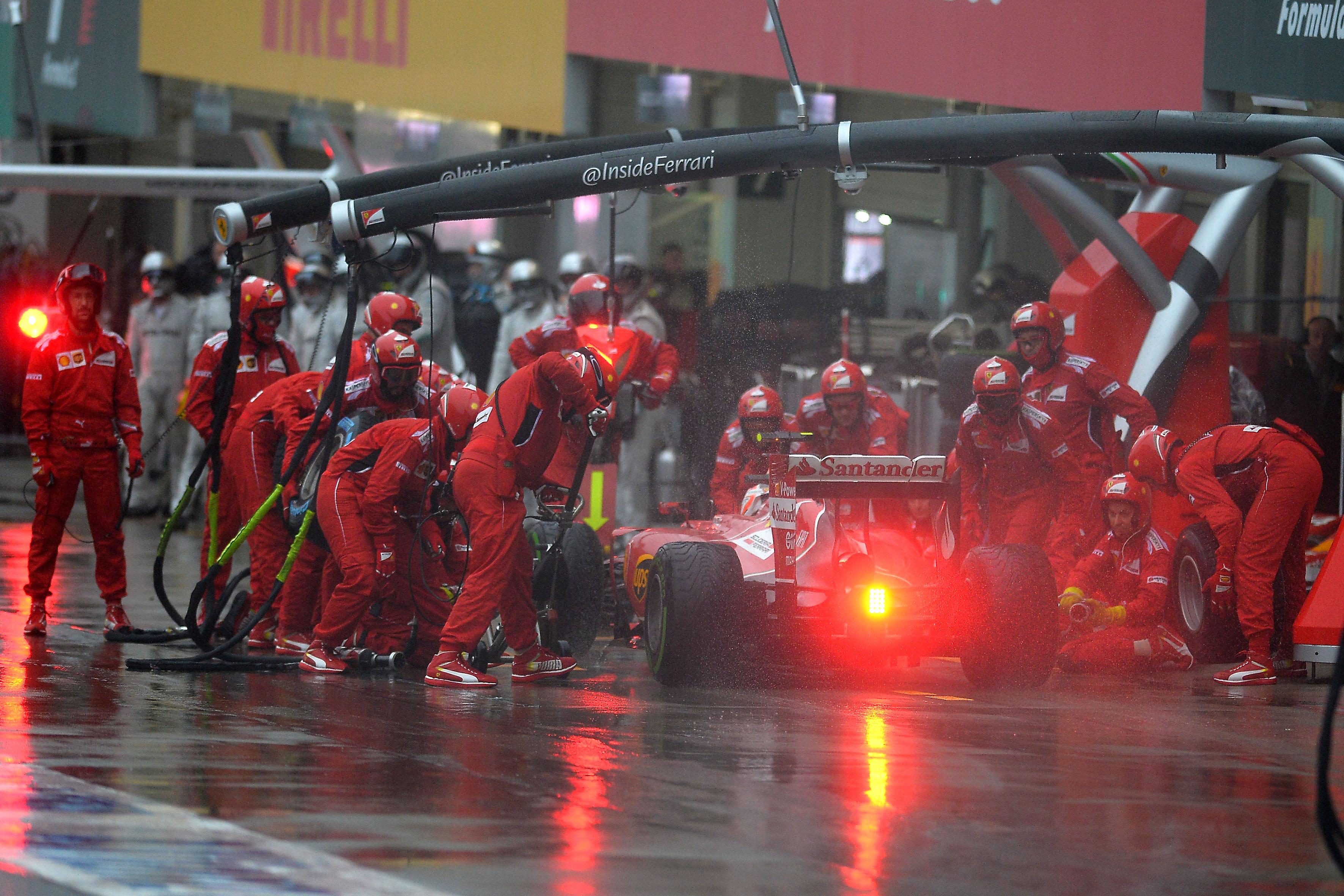 F1: Tájfun bolygathatja fel a szuzukai hétvégét