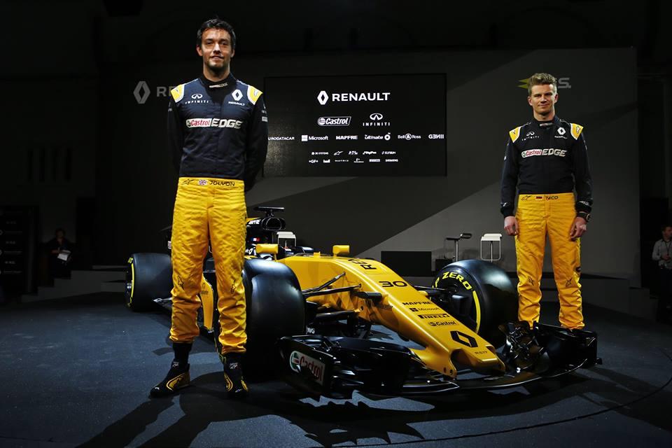 F1 - CSOPORTOS BEMUTATÓVAL INDULHAT A 2018-AS SZEZON?