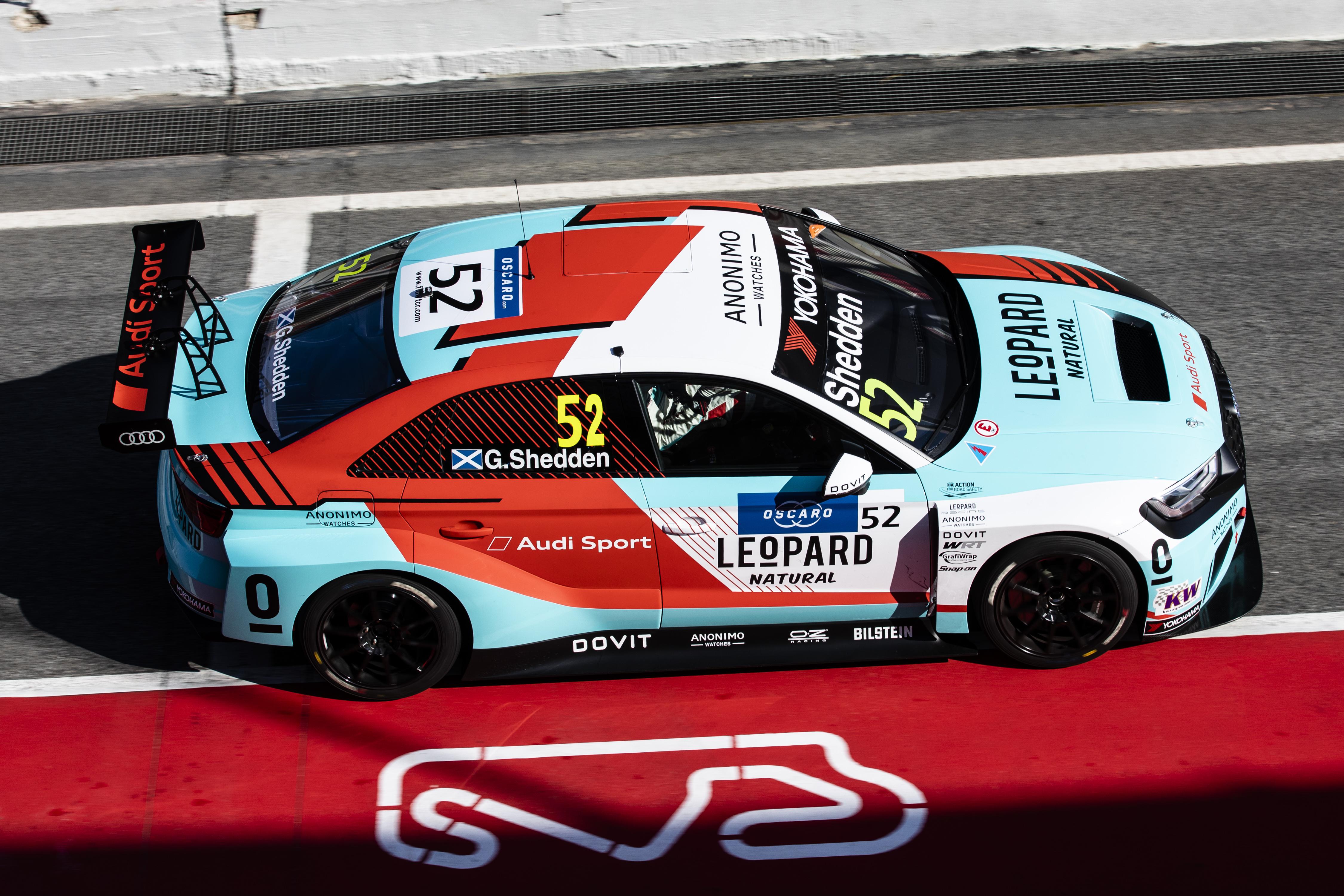 WTCR: Audi-elsőséggel zárult a barcelonai teszt