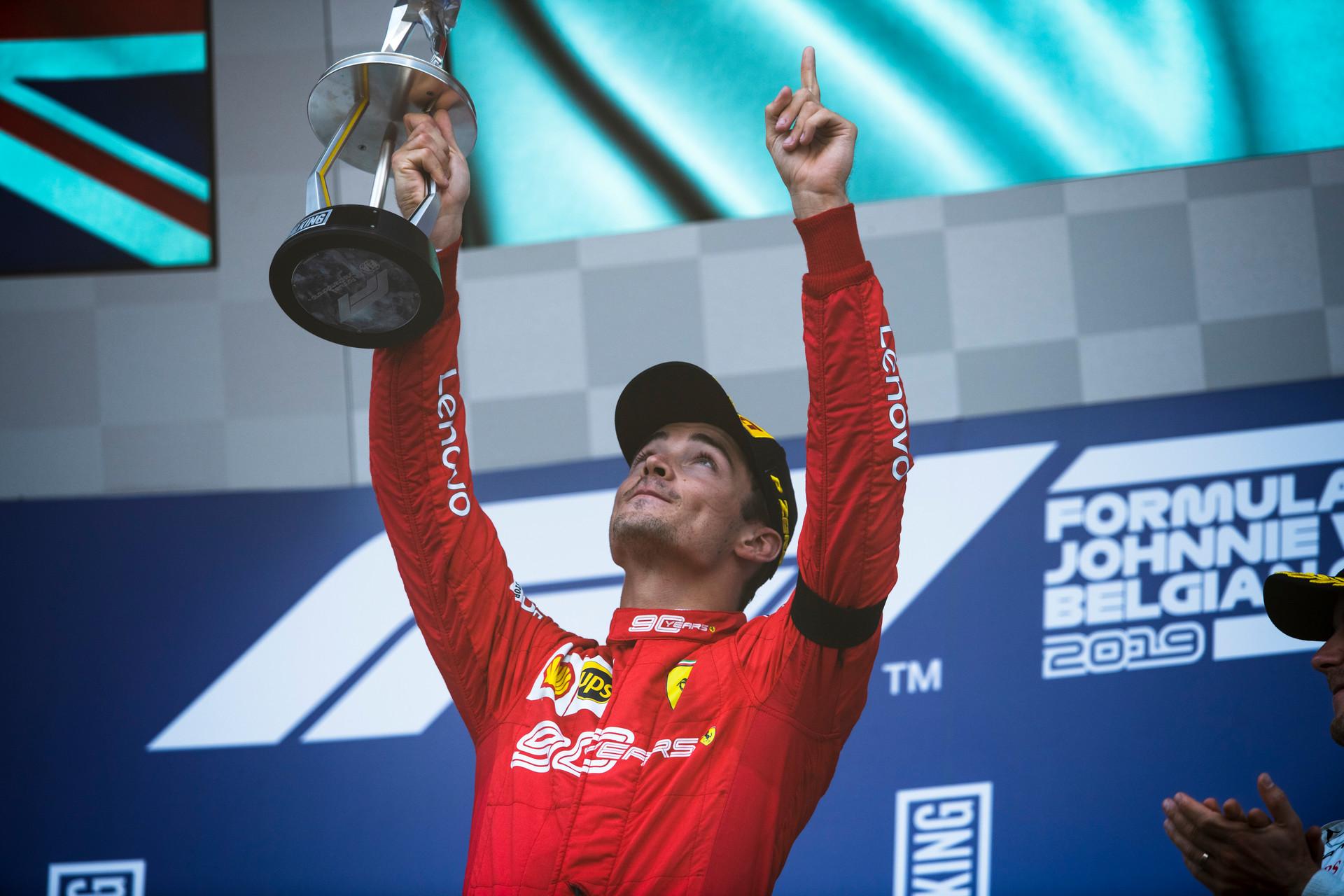 F1: Leclerc legkésőbb jövőre világbajnok akar lenni