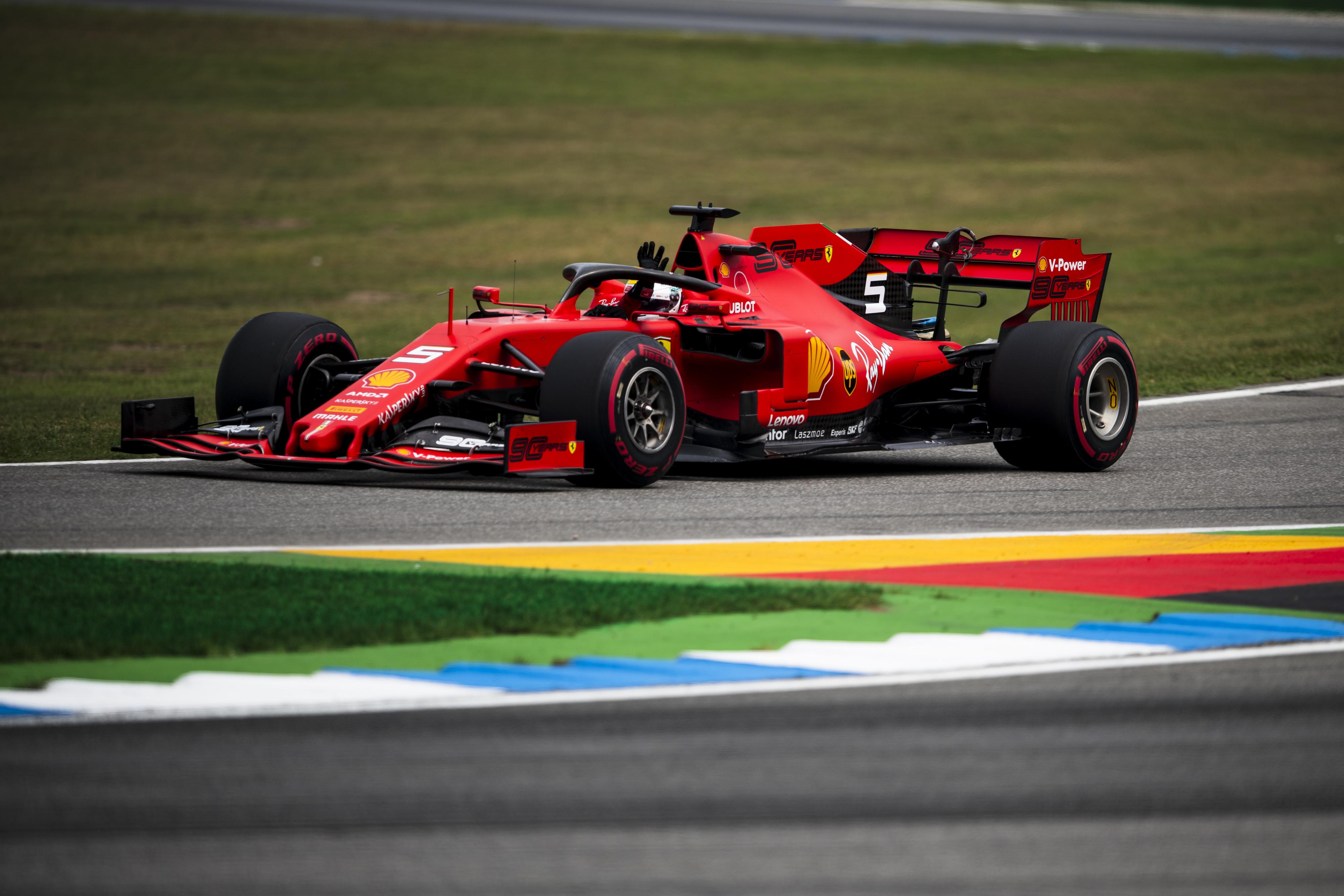 F1: Ígéretet tett a Ferrari, a 2020-as autó kedvezőbb lesz Vettelnek