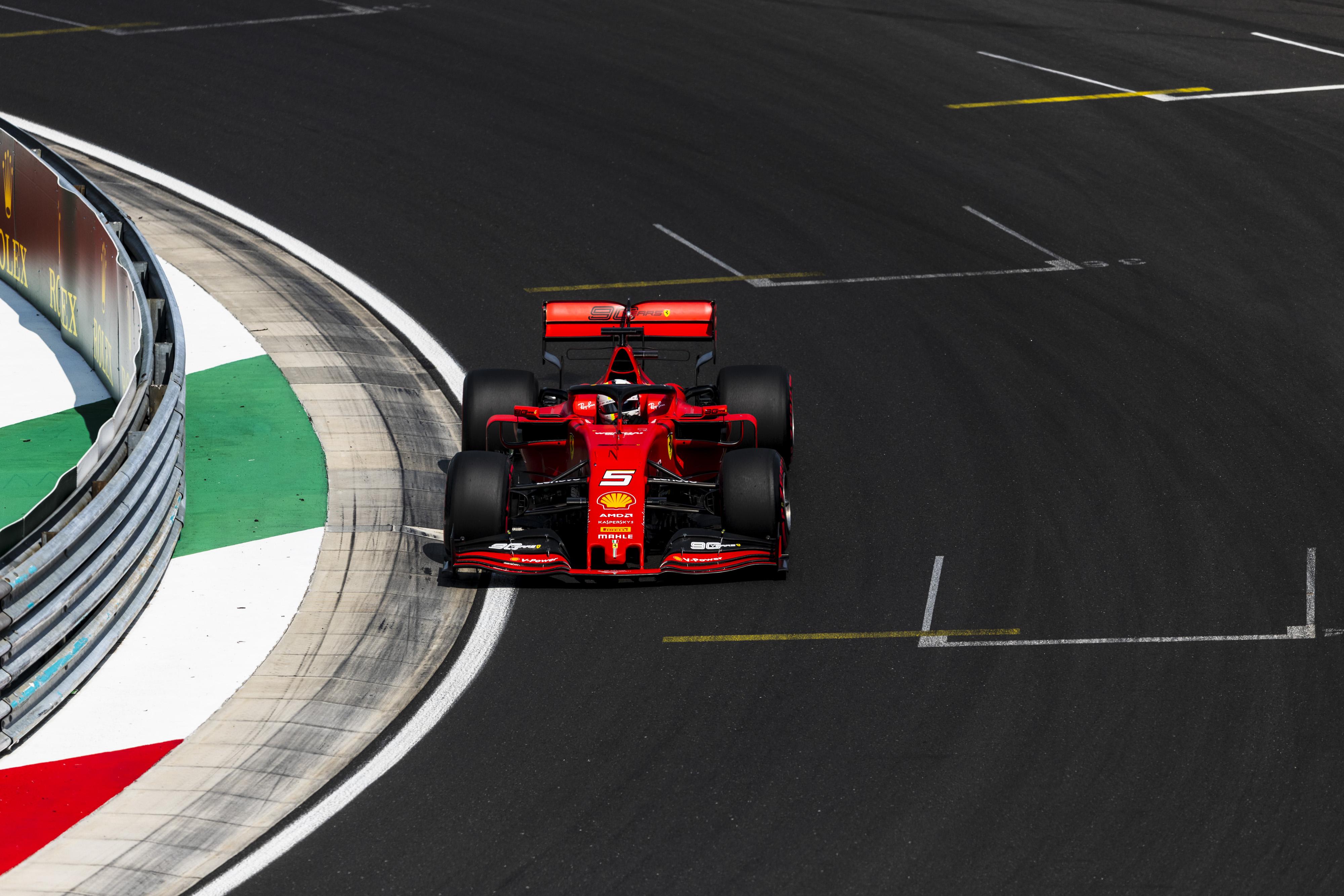F1: Kettős Ferrari-elsőséggel tért vissza a nyári szünetről a Forma-1