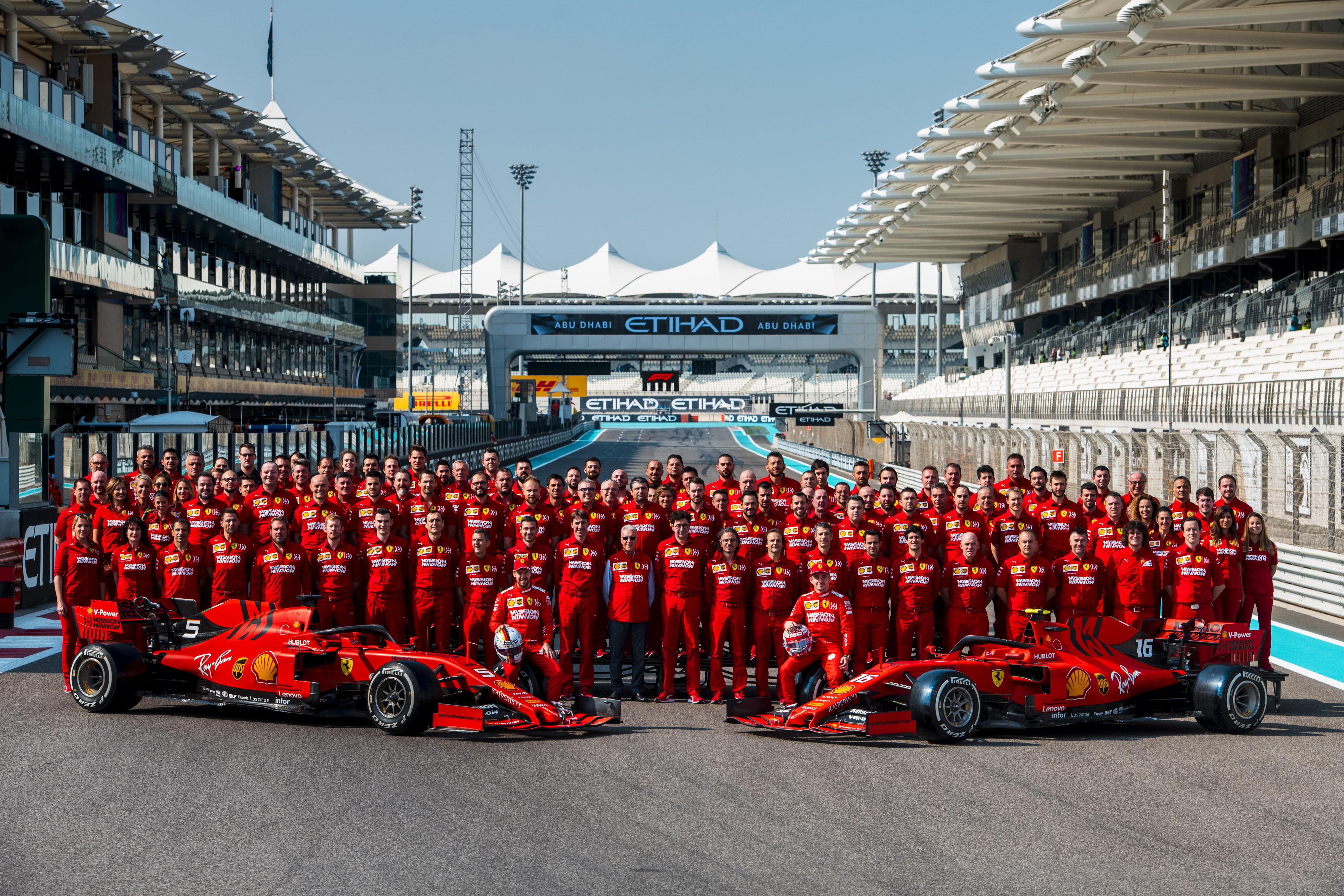 F1: Már a tervezőasztalon elbukta 2019-et a Ferrari