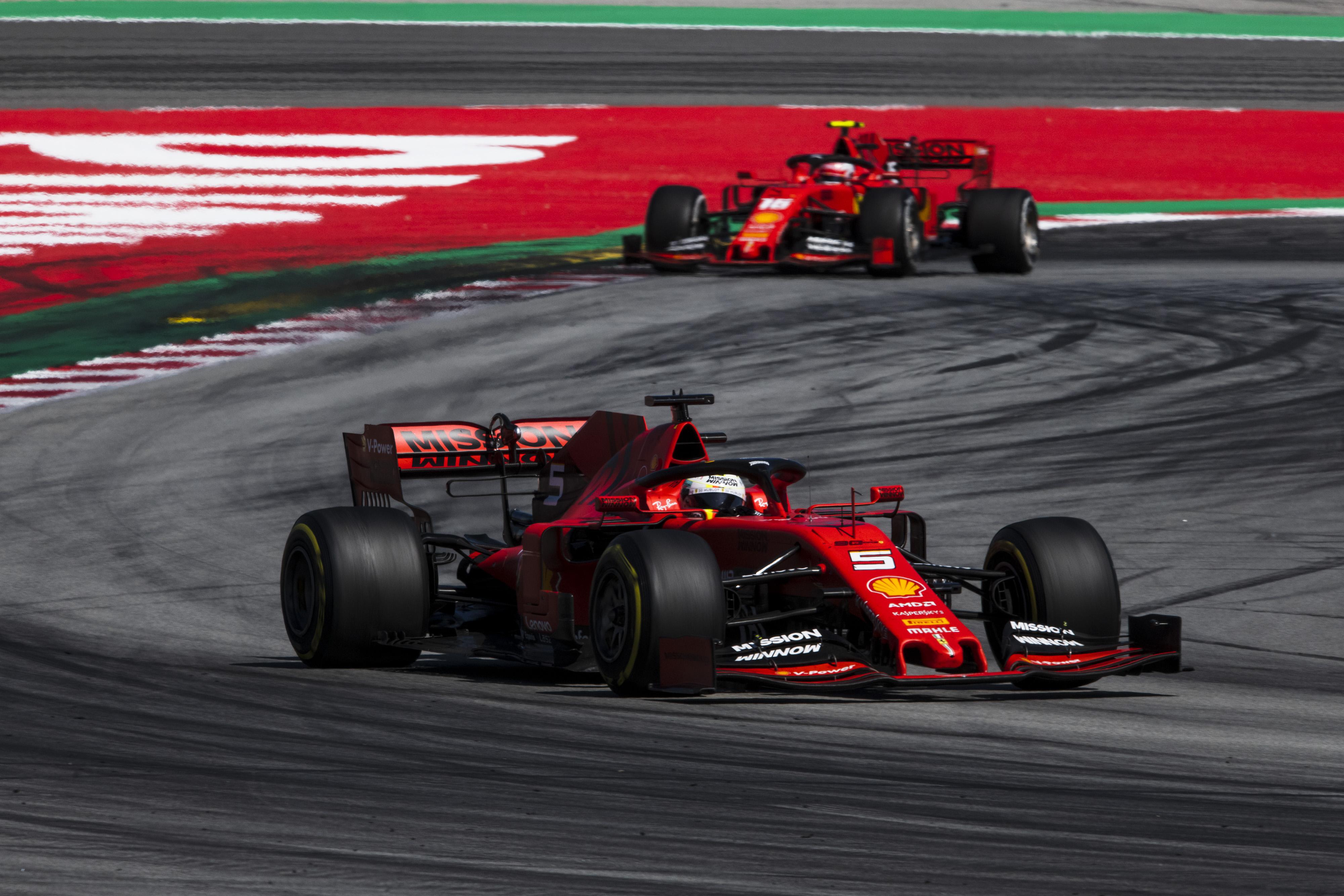 F1: 2020-ban a Ferrari lehet a favorit?