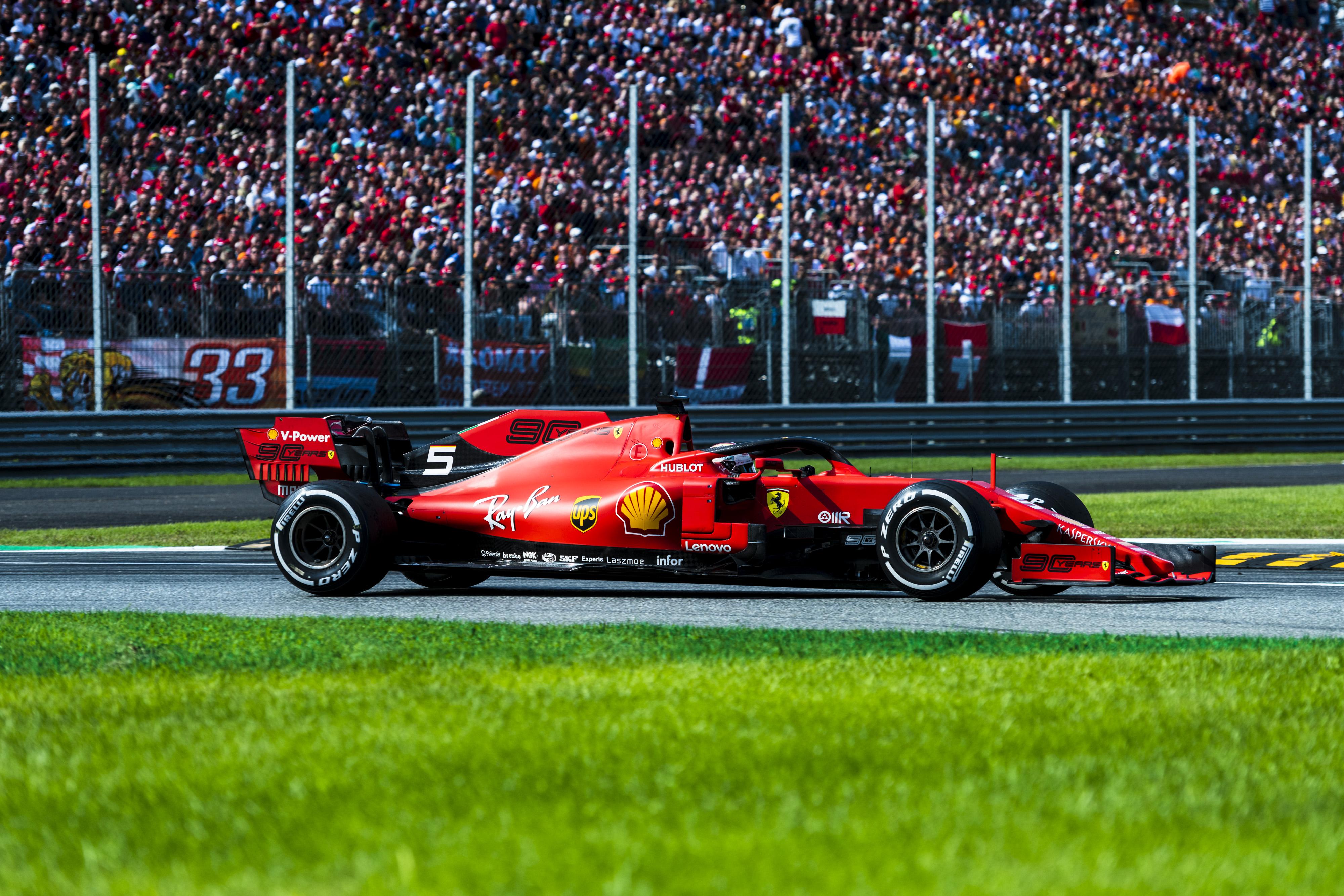 F1: Már az Olasz Nagydíjon is lesznek nézők