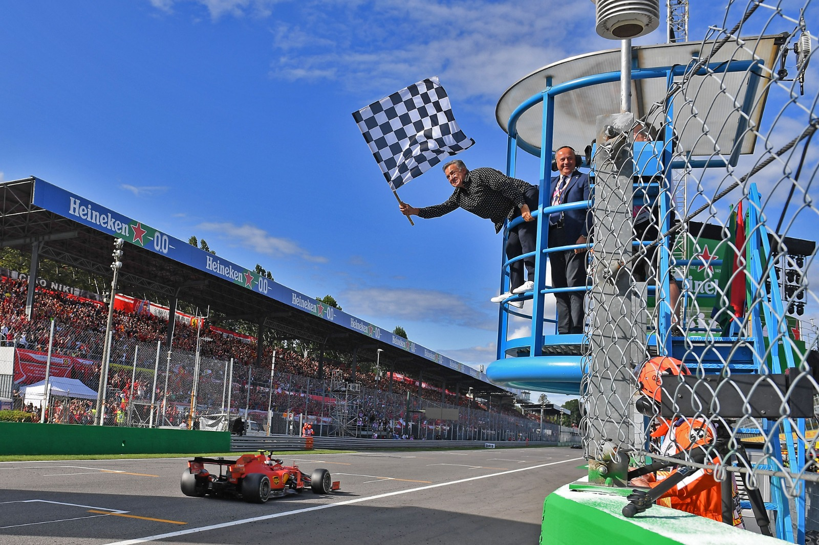 F1: Olaszországban még nem tettek le az idei nagydíjról