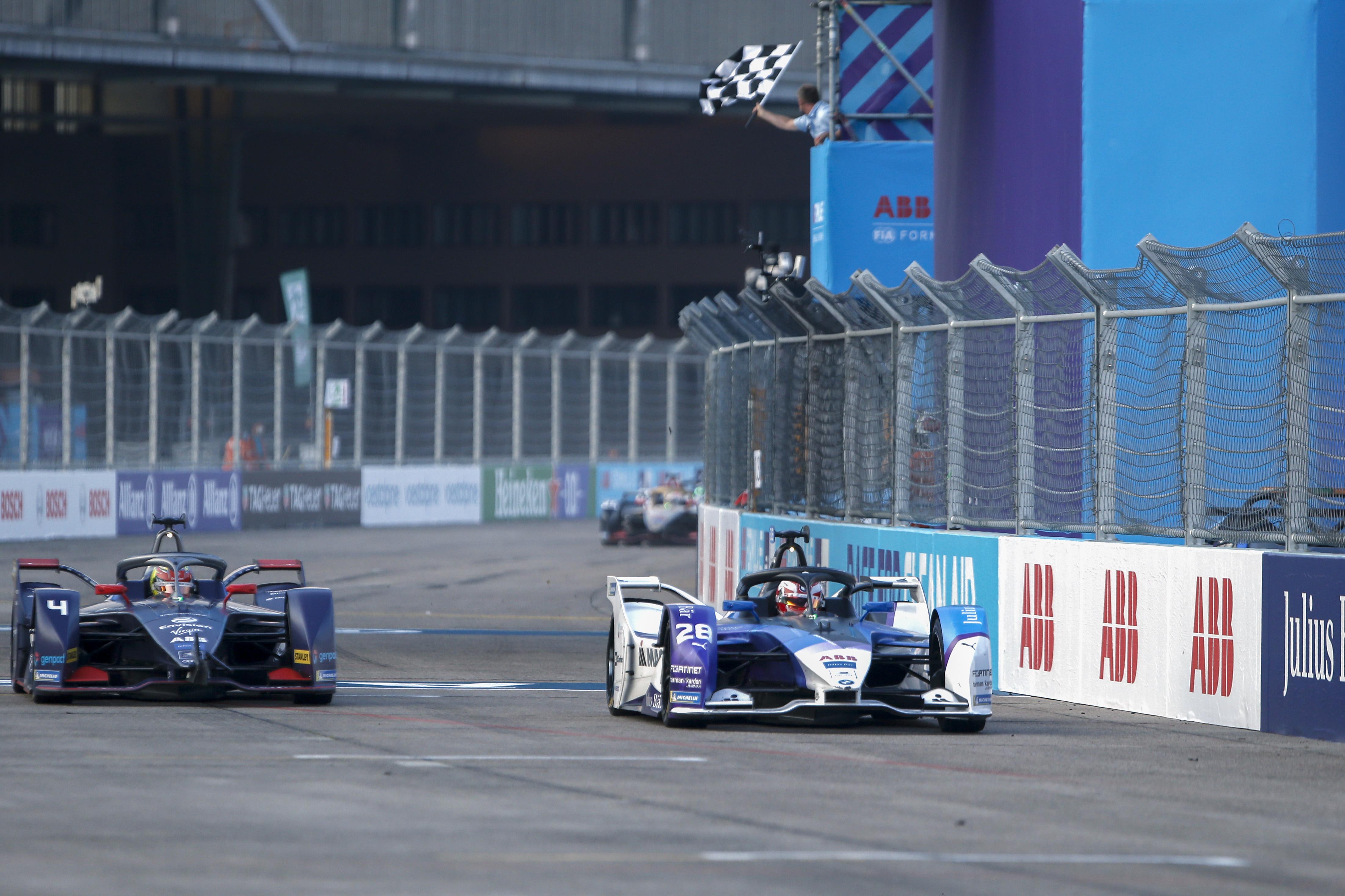 Formula–E: Őrült befutó, Günther nyert a BMW-vel
