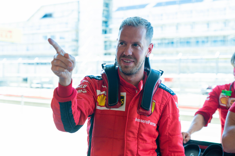 F1: Napok kérdése a Vettel-bejelentés