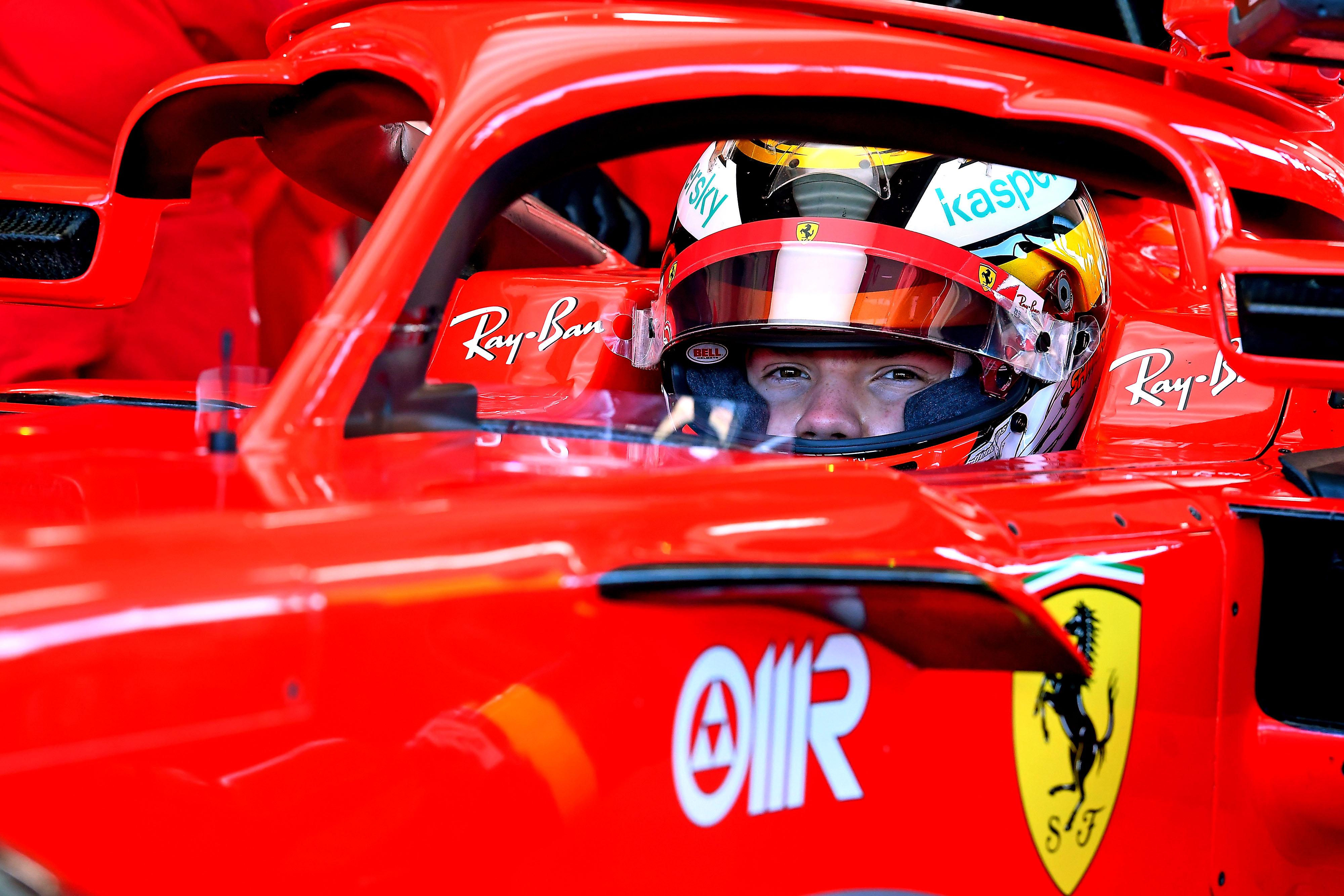 Fotó: Colombo / Scuderia Ferrari Press Office