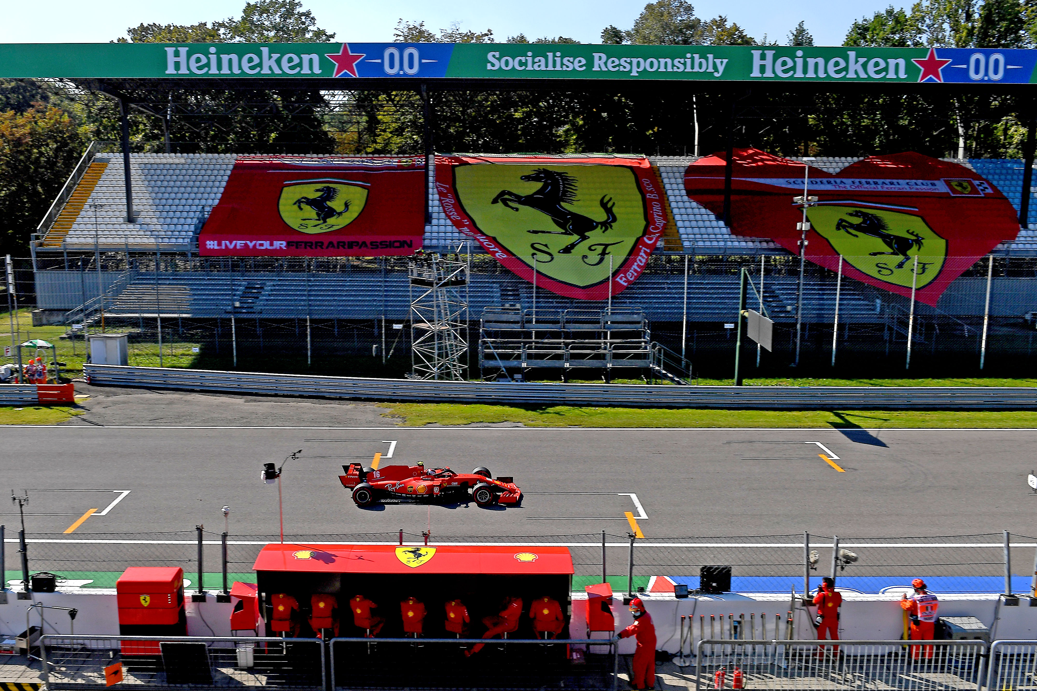 F1: A Ferrari is meghátrál, visszavonja a Racing Point elleni fellebbezését
