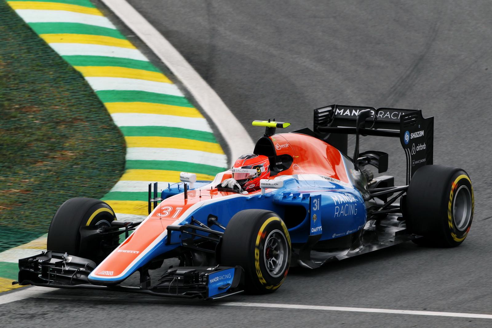 F1 - ÍGY ÉRTE UTOL A VÉG A MANOR CSAPATÁT...