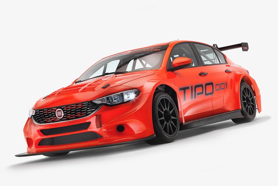 Már Fiatból is van TCR-specifikációs változat