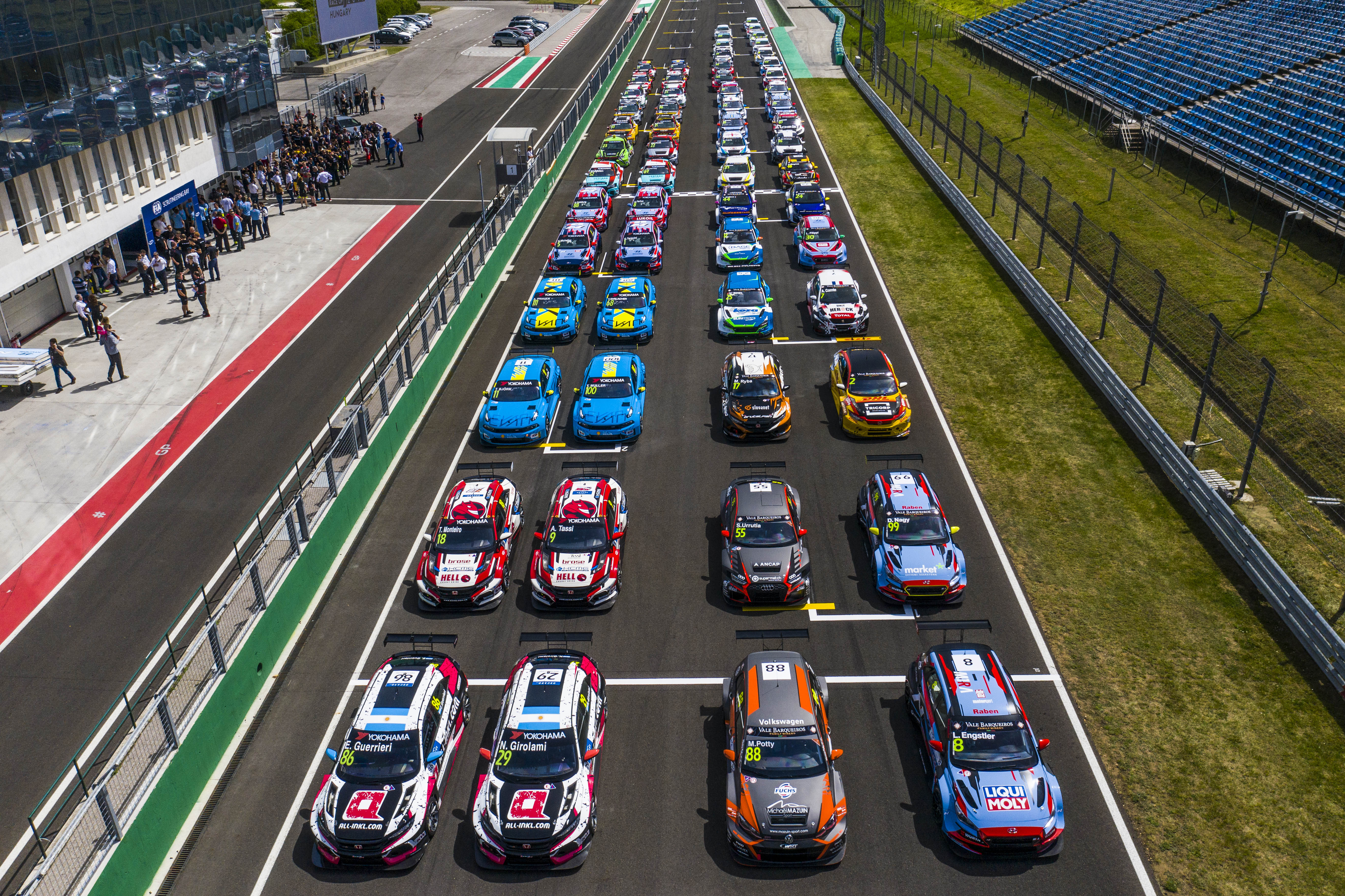 Június előtt biztosan nem rendeznek autóversenyt Magyarországon