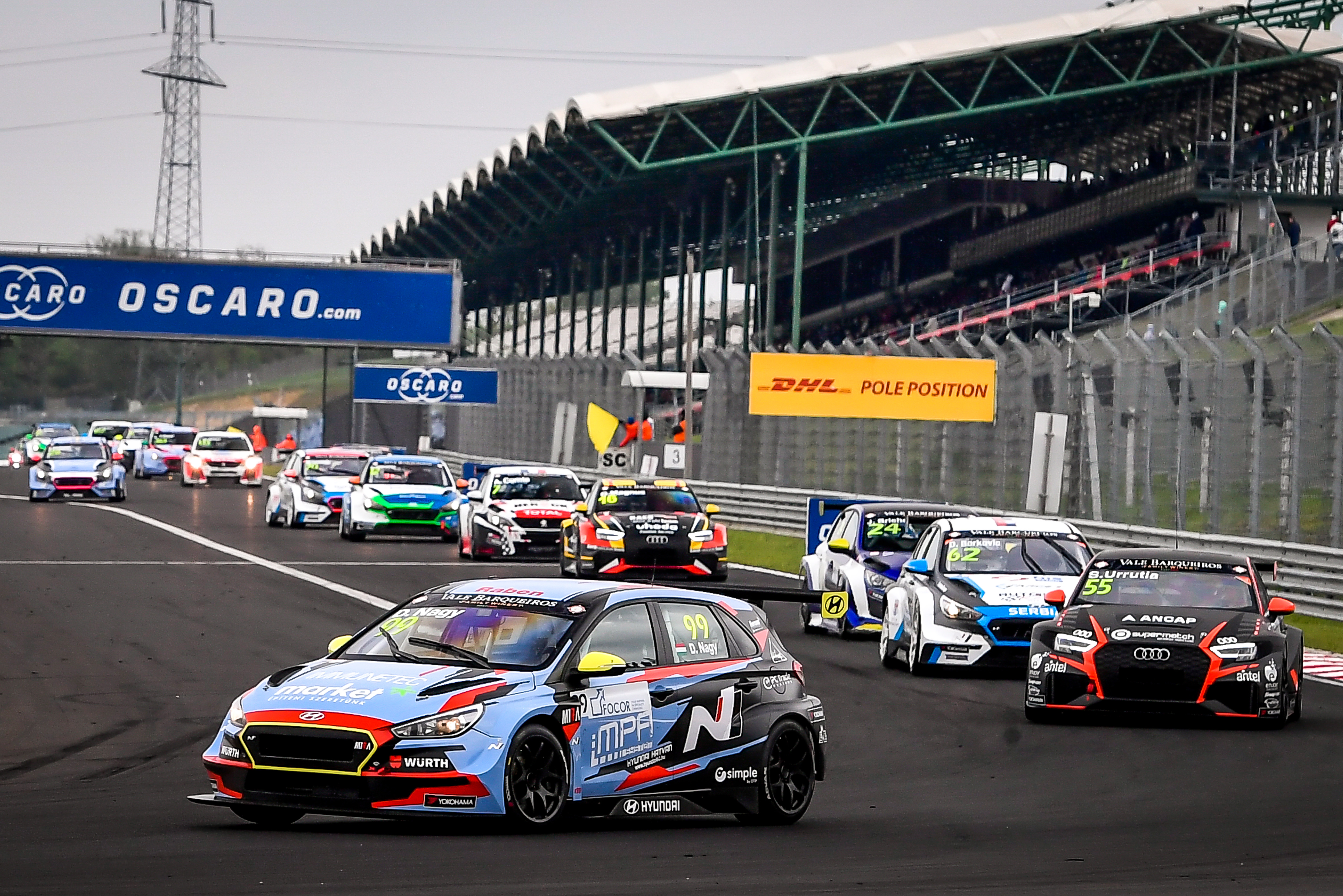 Ezért maradt ki a Hungaroring a TCR Europe versenynaptárából