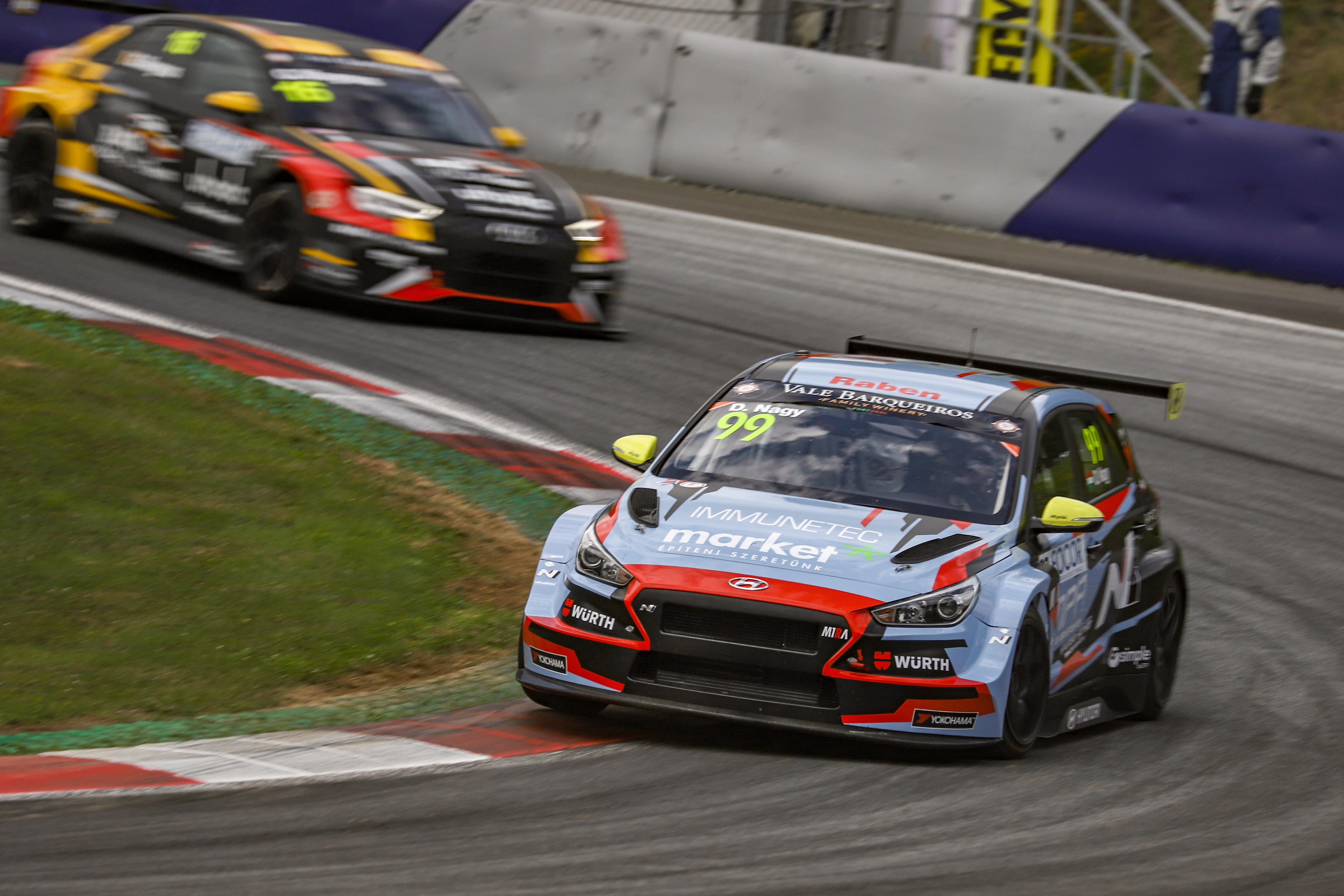 Hónapokkal csúsztatják Nagy Daniék szezonját, ekkor rajtolhat a TCR Europe