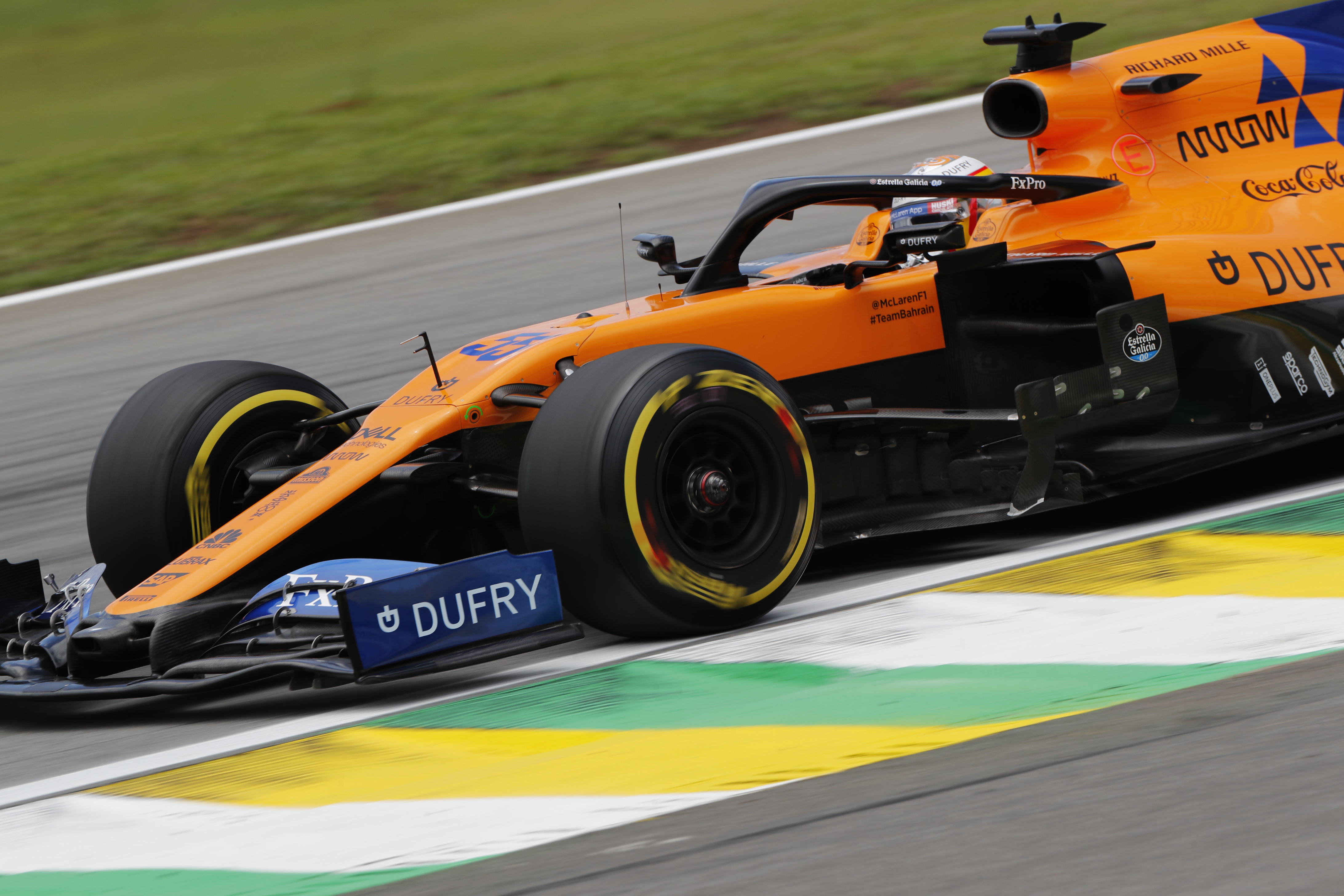 F1: Sainz szerint 2021 lehet az áttörés éve a McLarennél
