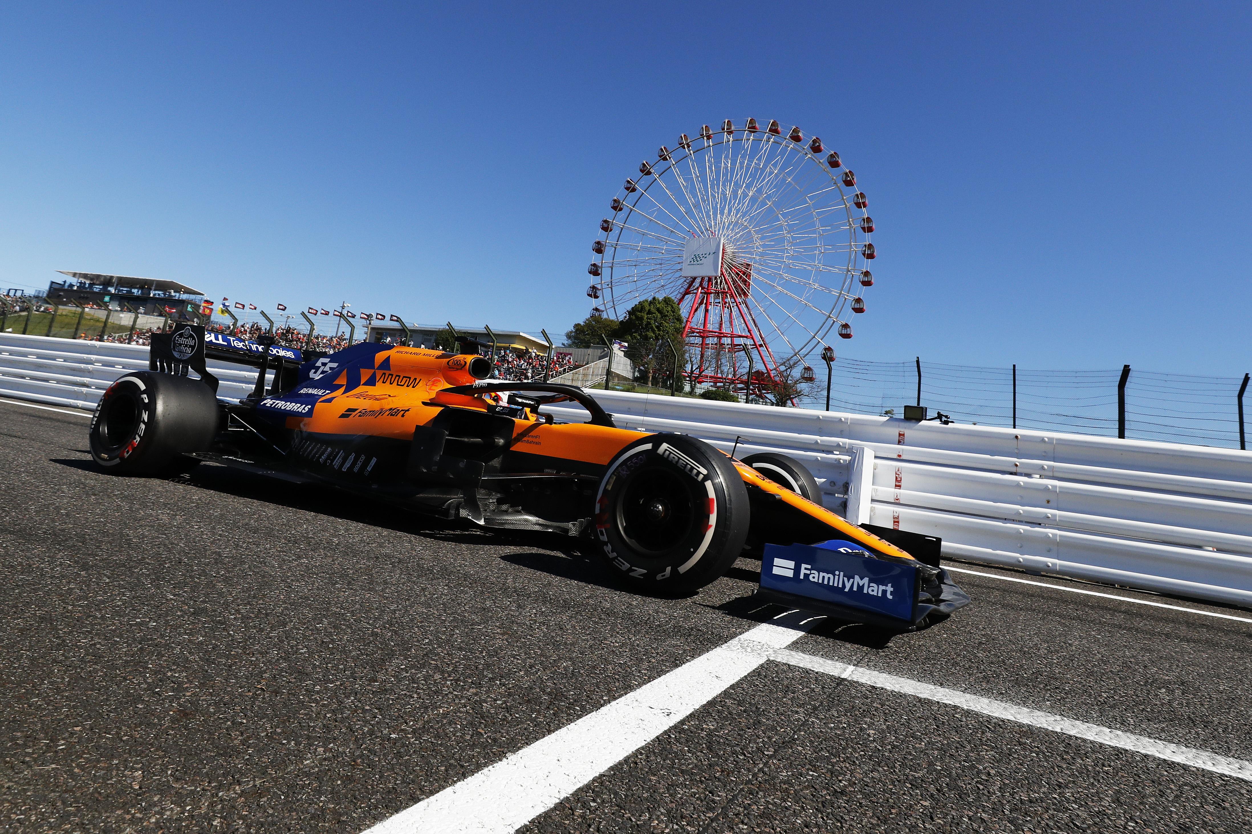 F1: Faképnél hagyta támogatója a McLarent