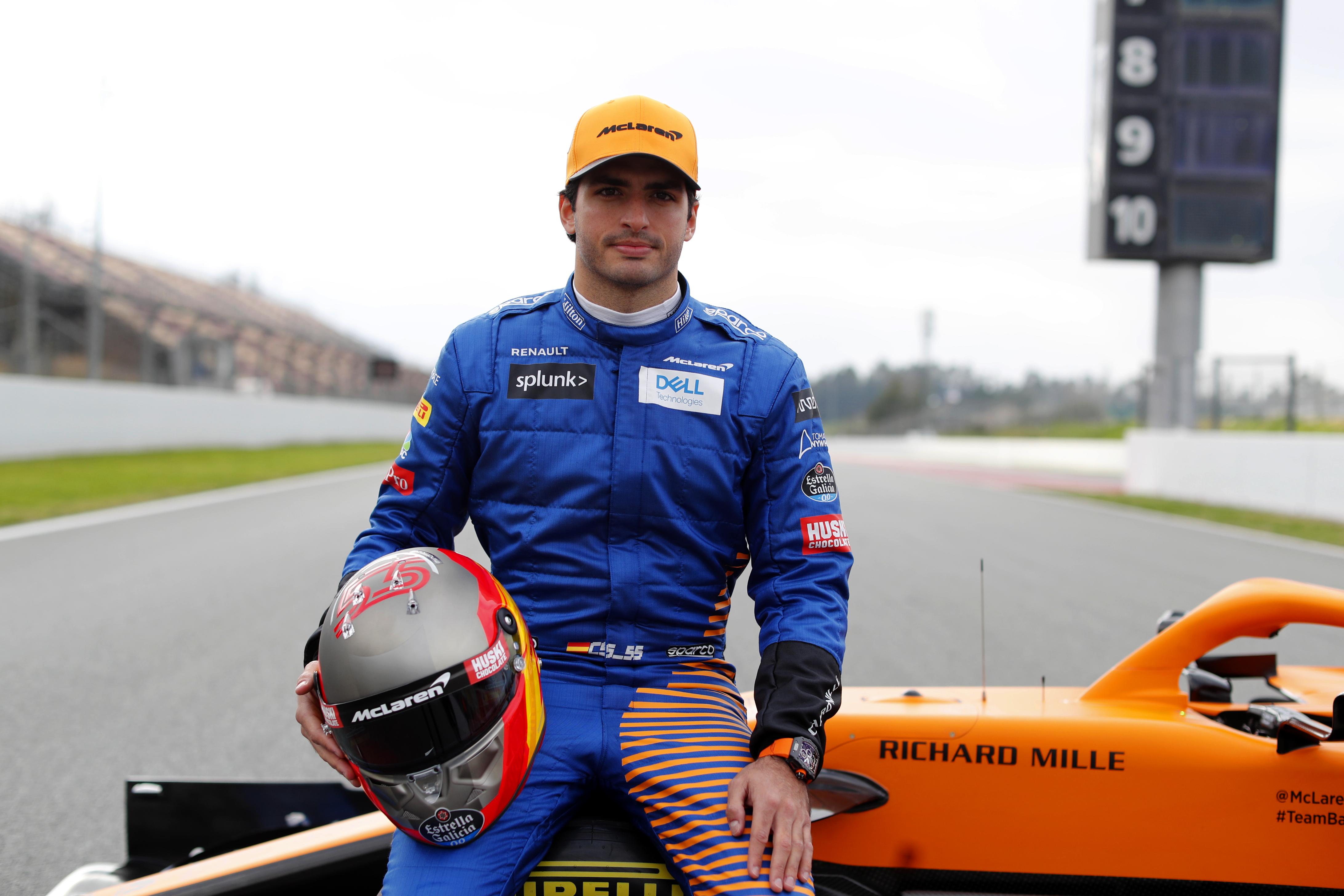 F1: Kiderült, koronavírusos-e Carlos Sainz