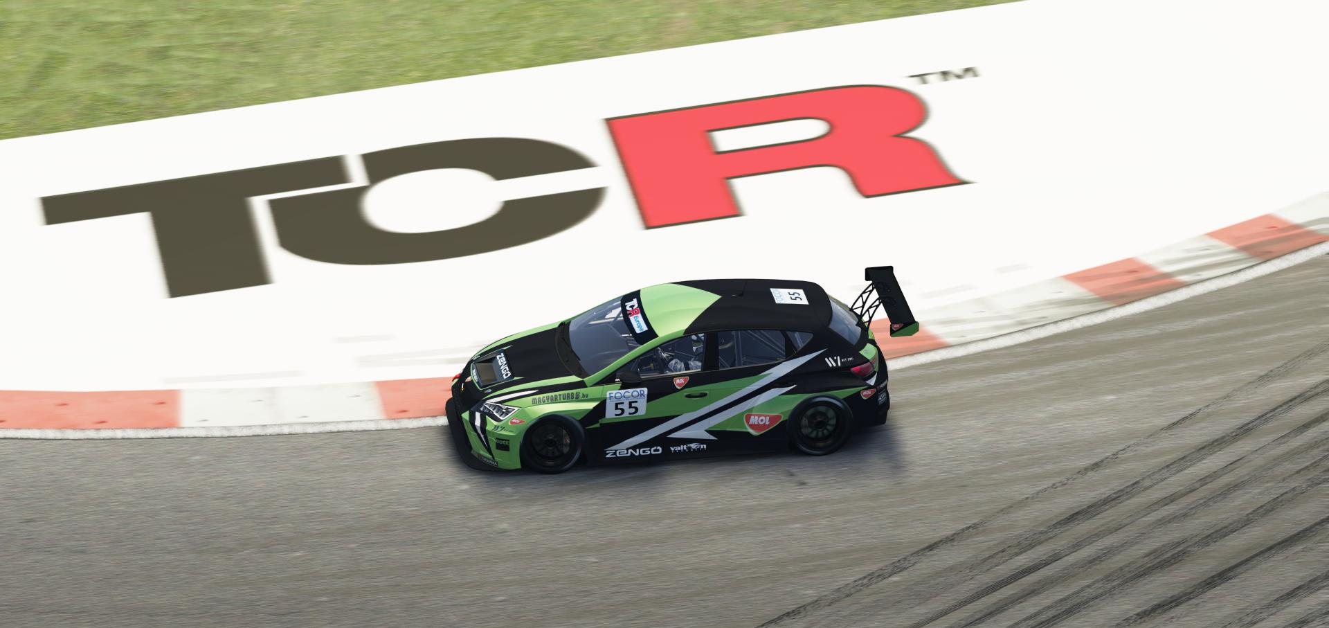 TCR EU: Büntették a győztest, a Zengő Motorsporté a győzelem