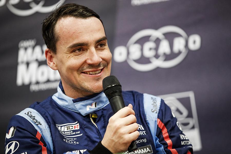 Michelisz Norbert már a hétvégén TCR-versenyen indul