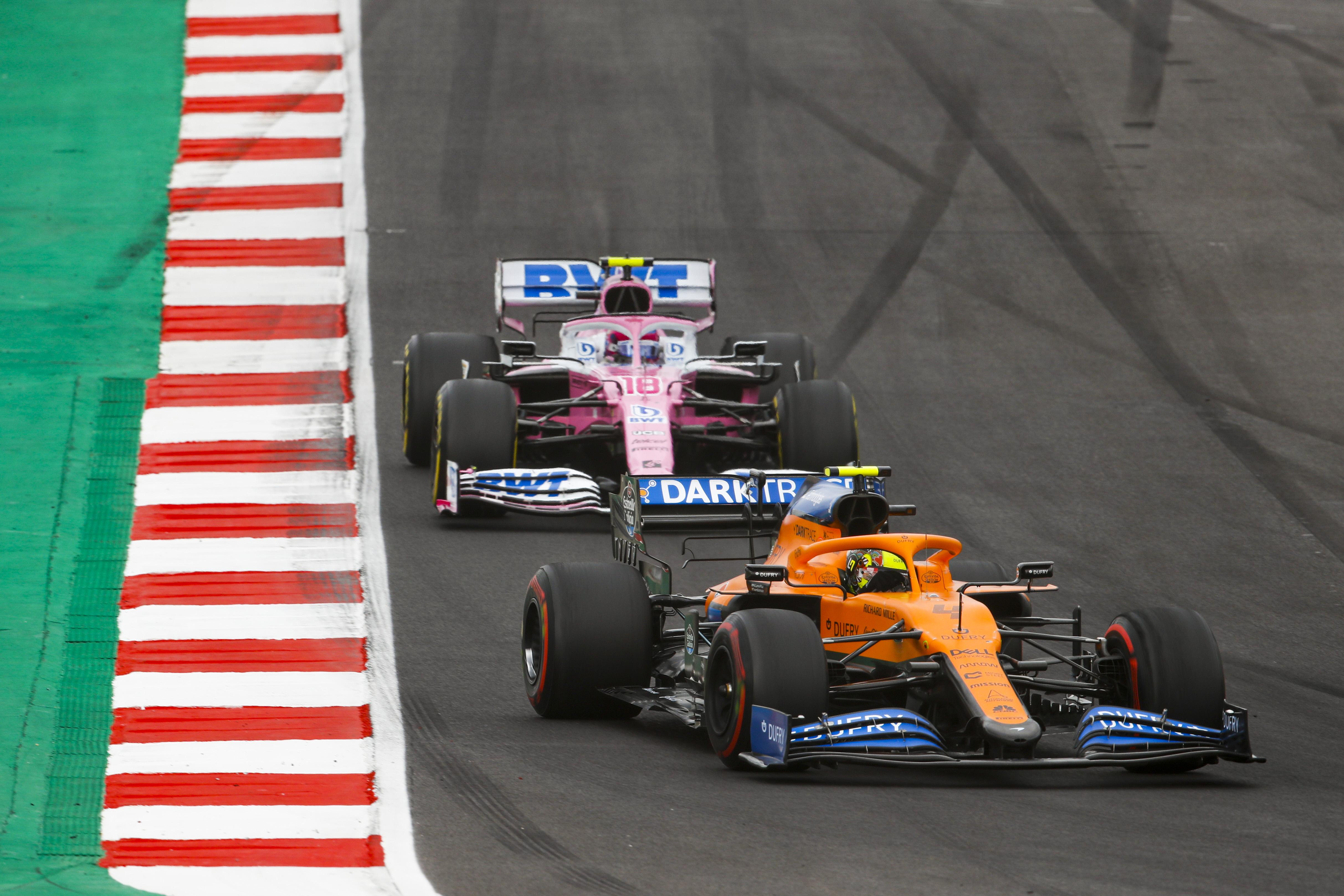 F1: Hamiltonék miatt magyarázkodott Norris