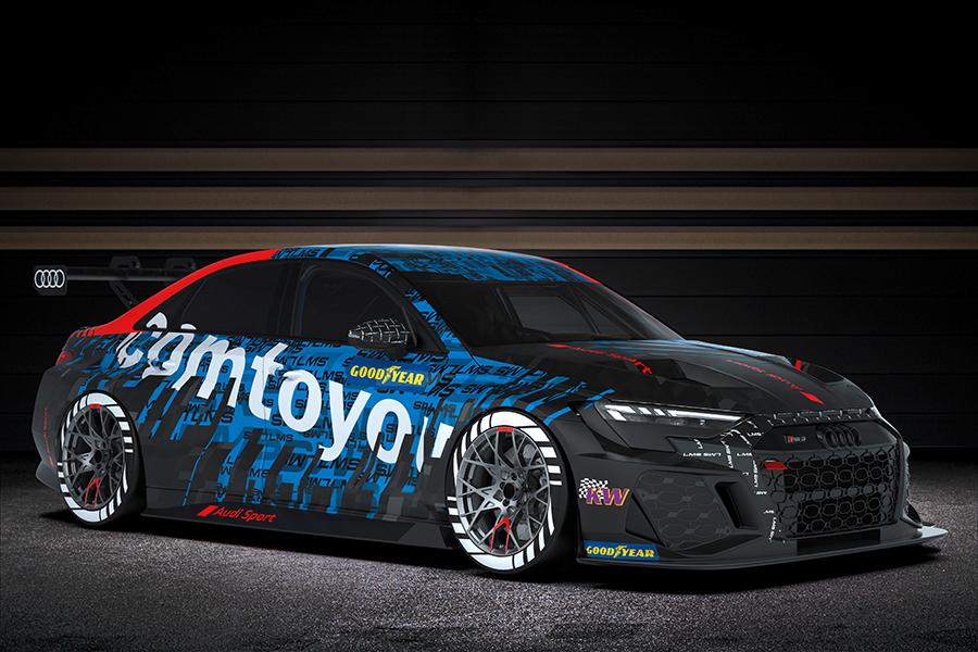 Az év végére ígérték, a WTCR-ben viszont már előbb jön az új Audi