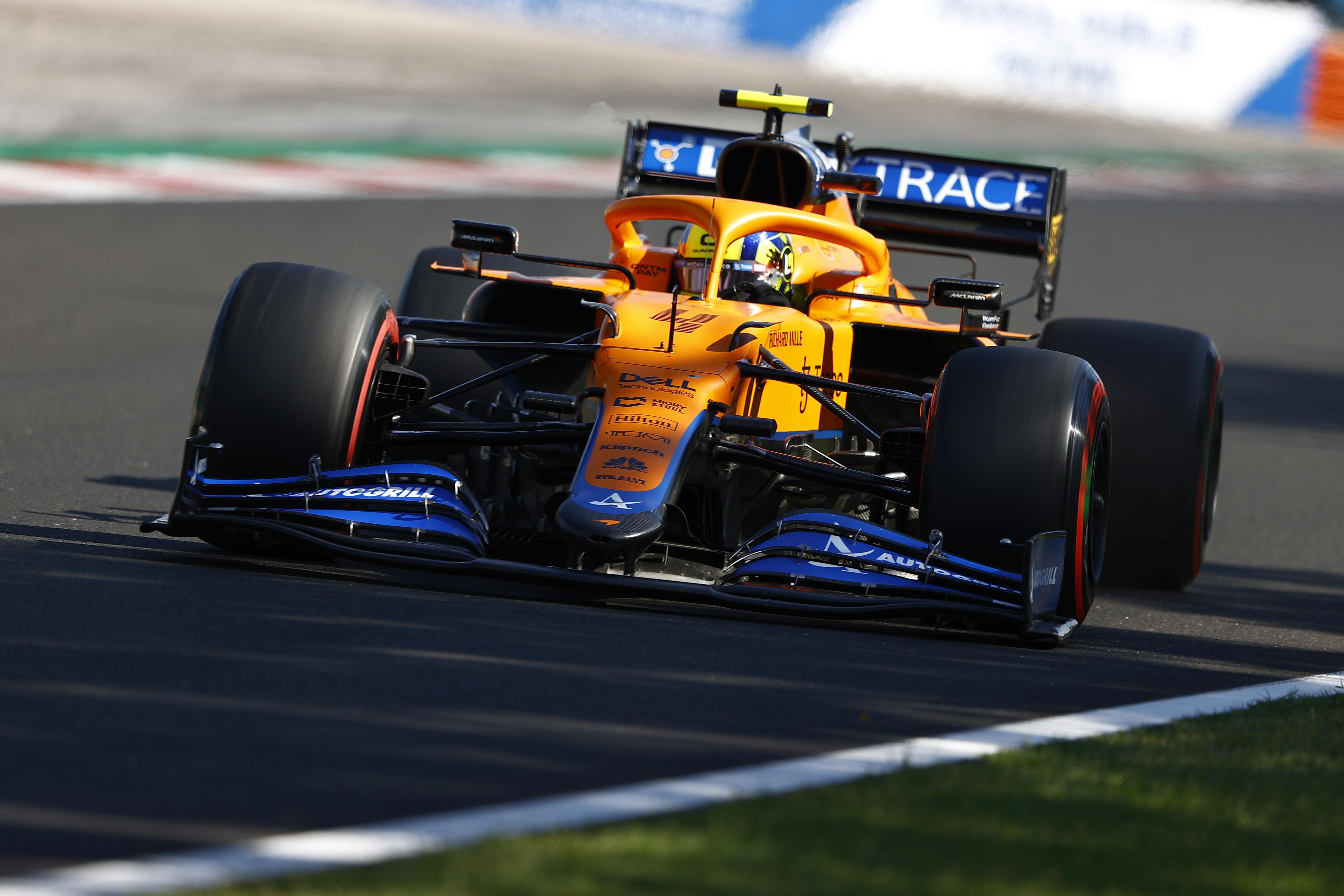 F1: Norris szárnyal, hatalmasat bukott a Mercedes