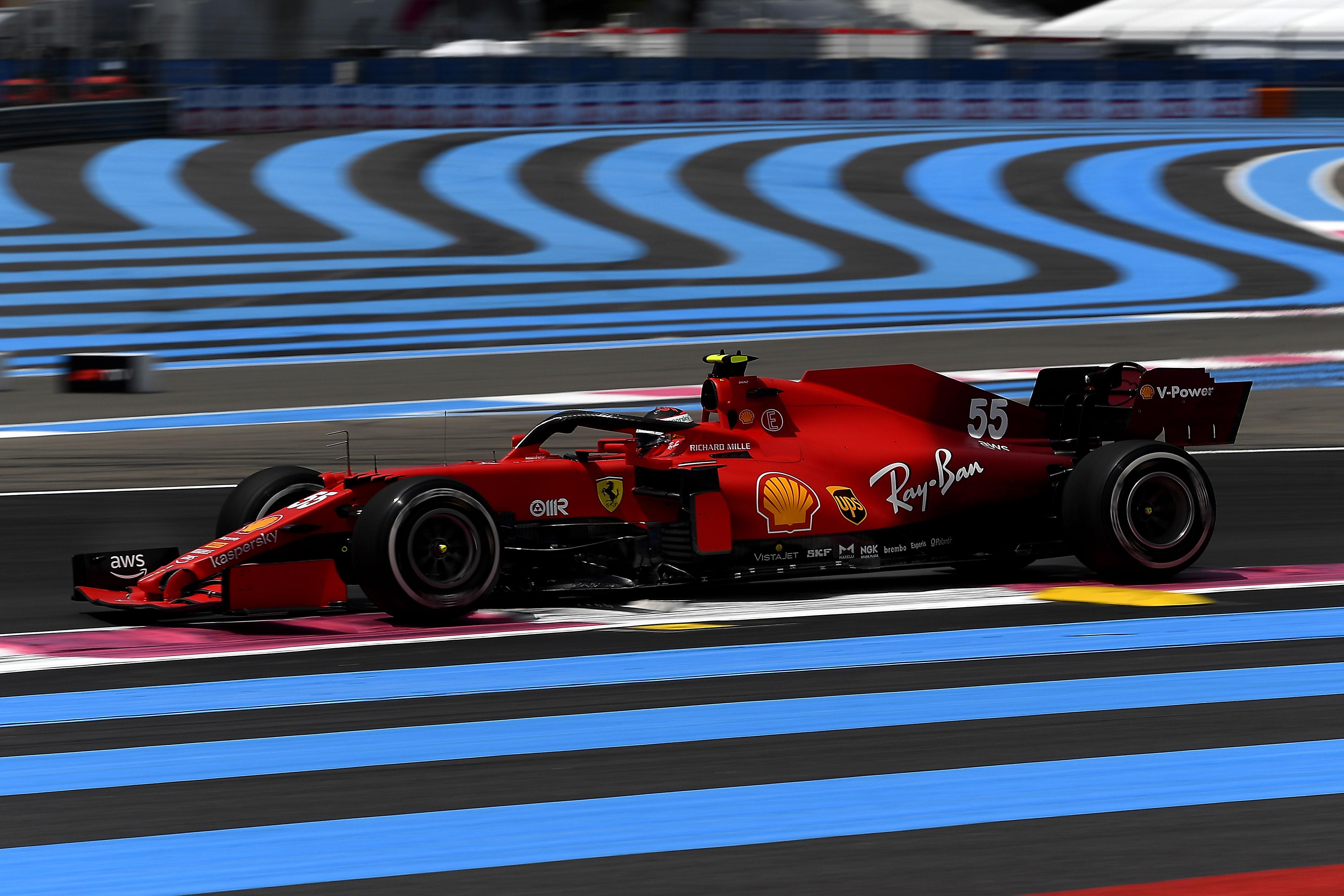 F1: Leállt az idei fejlesztésekkel a Ferrari