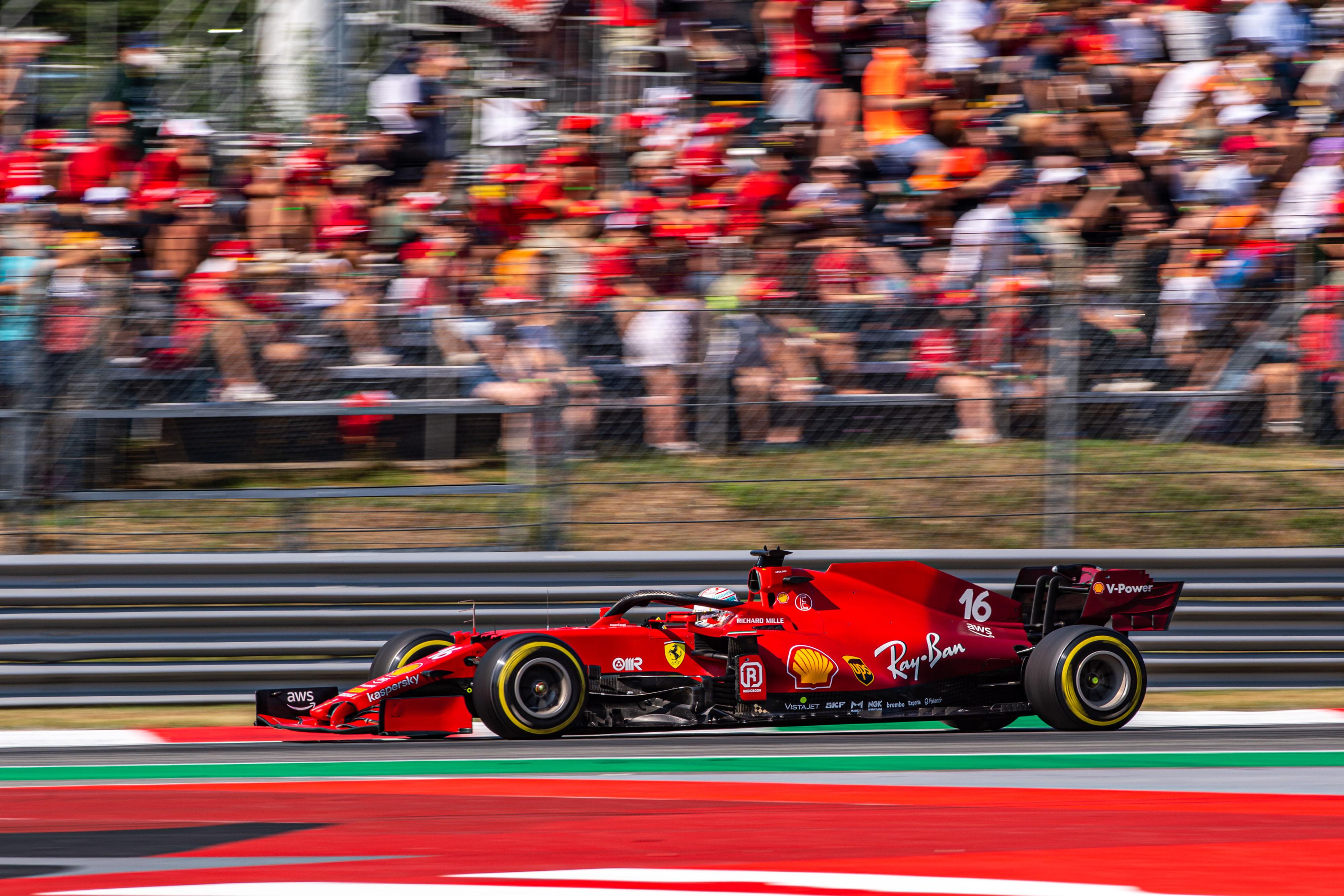 F1: Hivatalos, Szocsiban jön a Ferrari új motorja