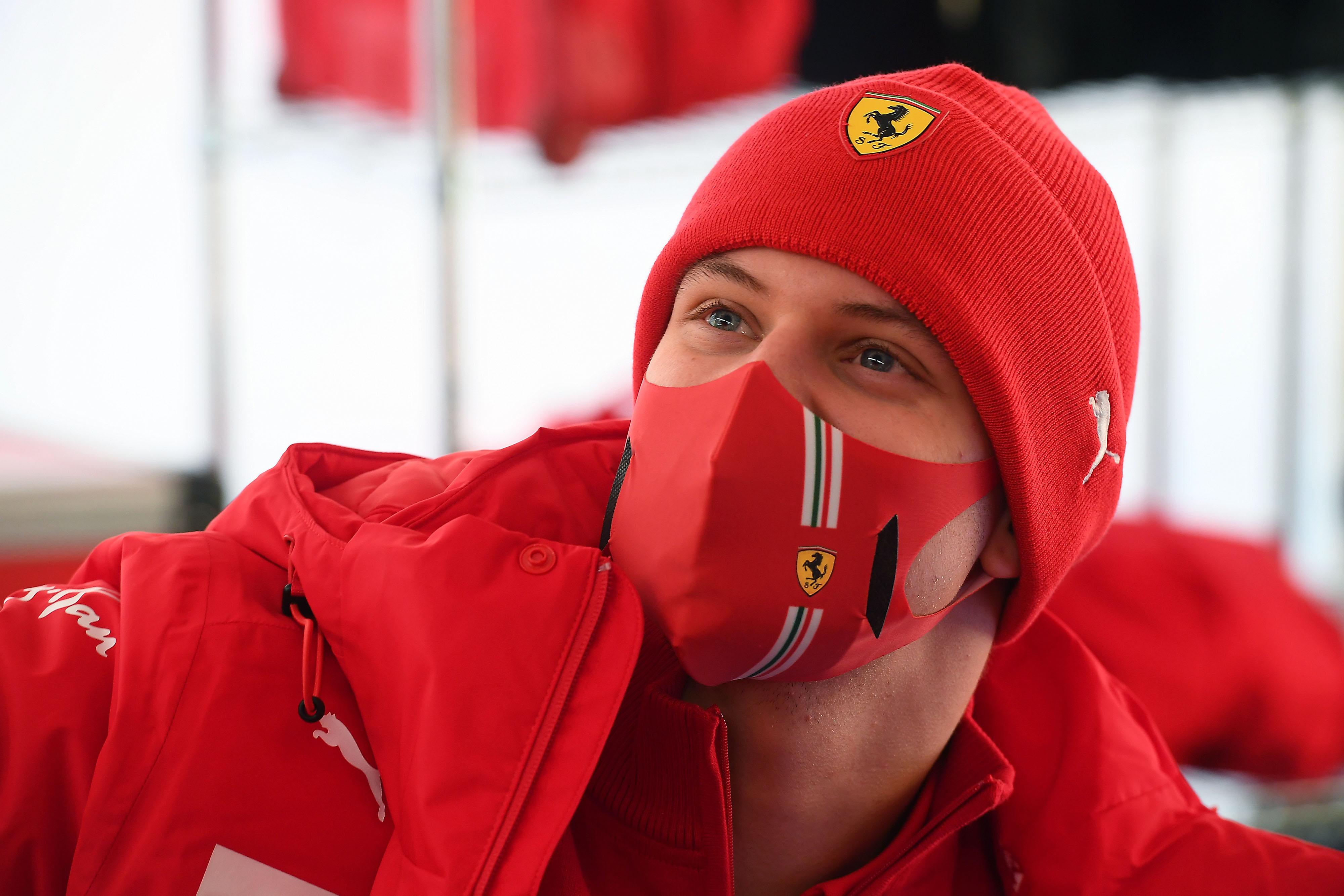 F1: Haasos bemutatkozása előtt a Ferrarival tesztelt Mick Schumacher
