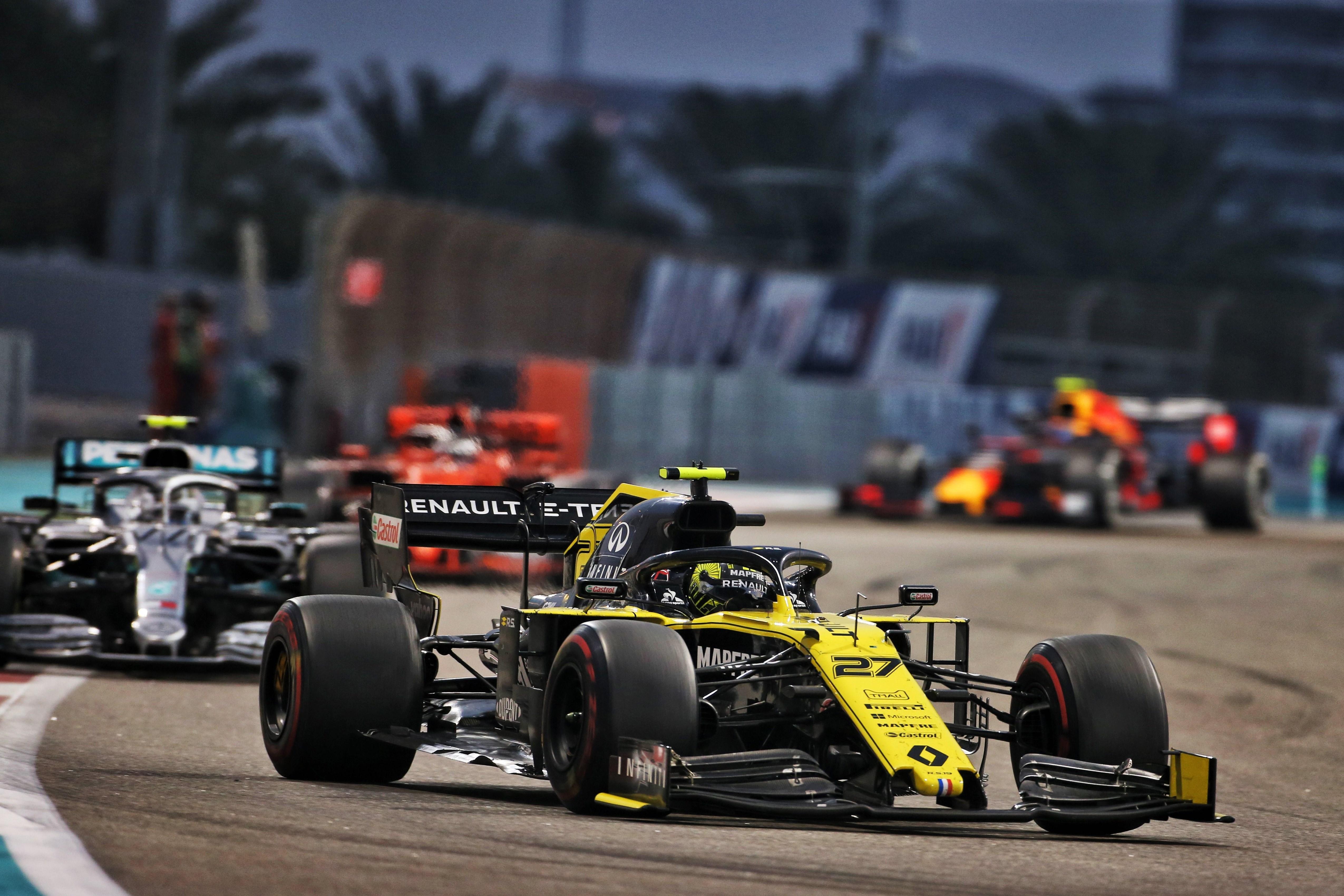 Gőzerővel, a többieknél is keményebben készül az új F1-es érára a Renault