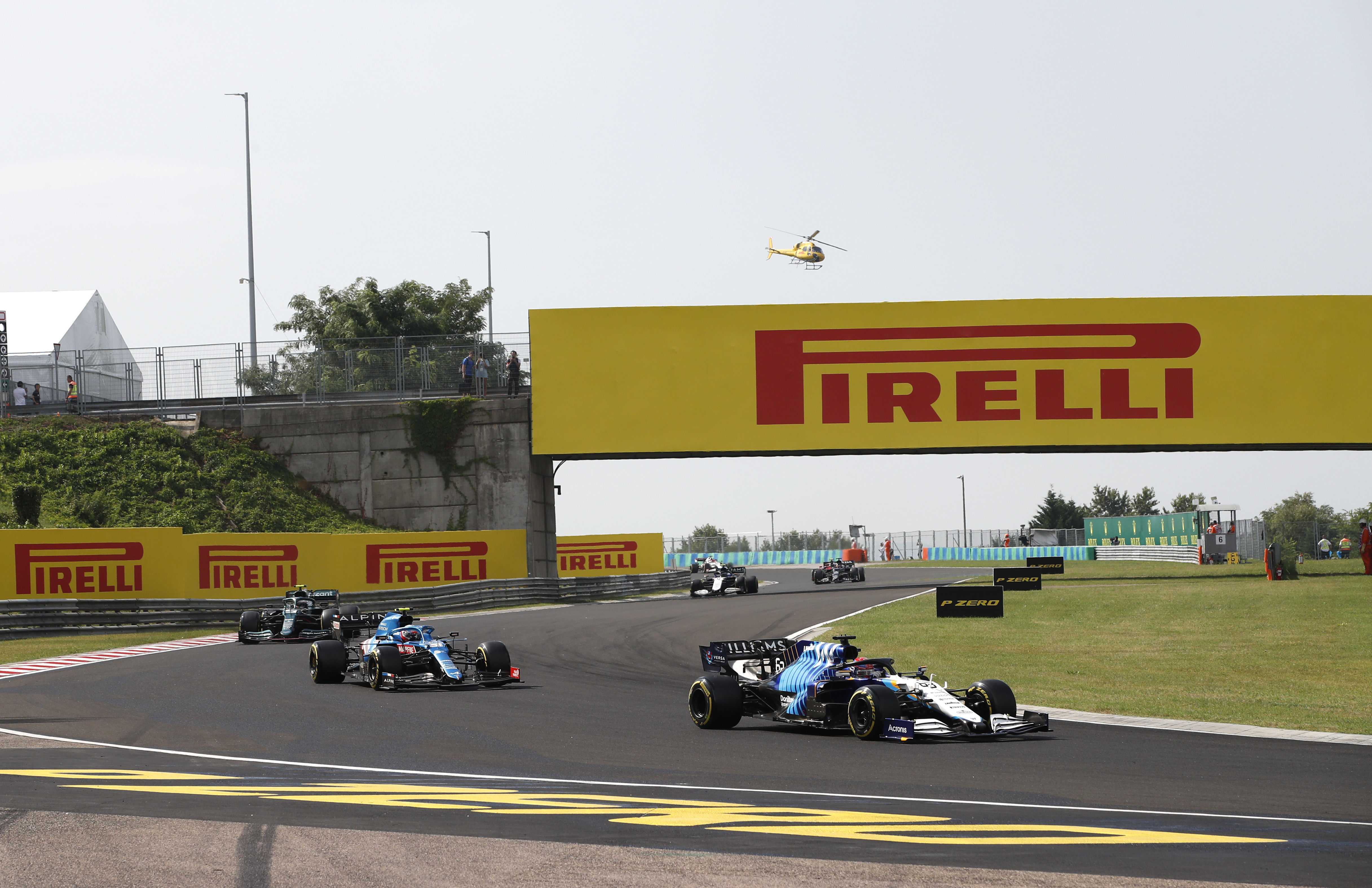 F1: Nézettségi csúcsot döntött a Magyar Nagydíj