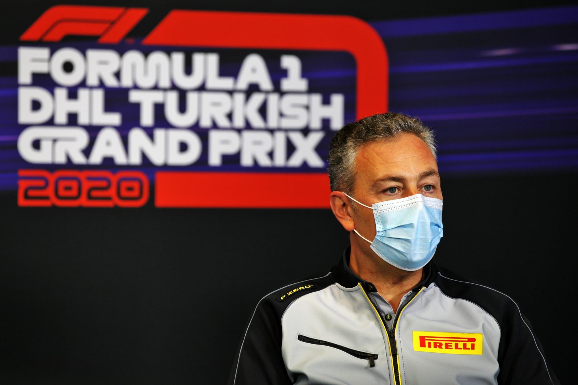 F1: A Pirelli főnöke is elkapta a koronavírust